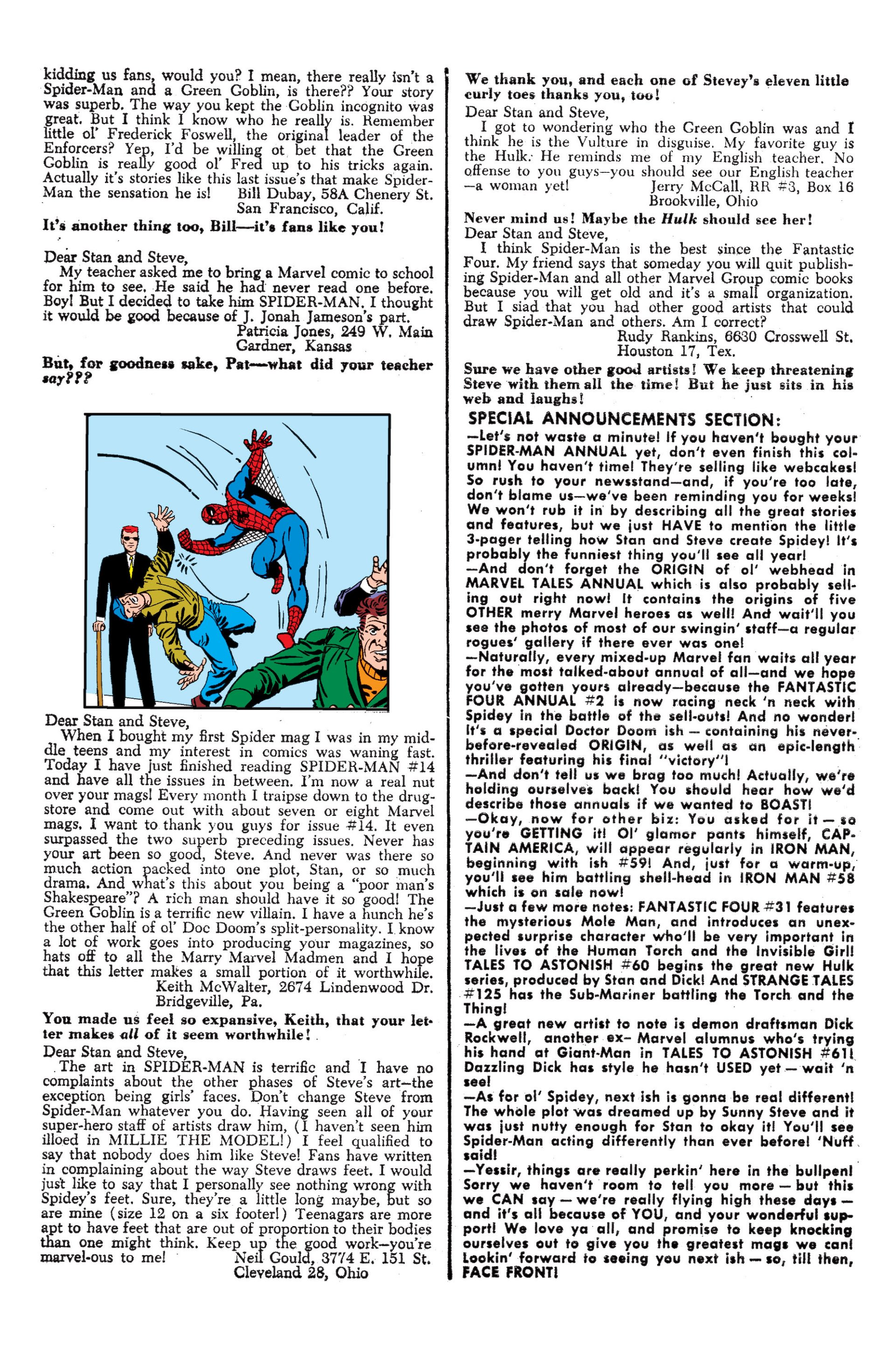 The Amazing Spider-Man (1963) 17 Page 24