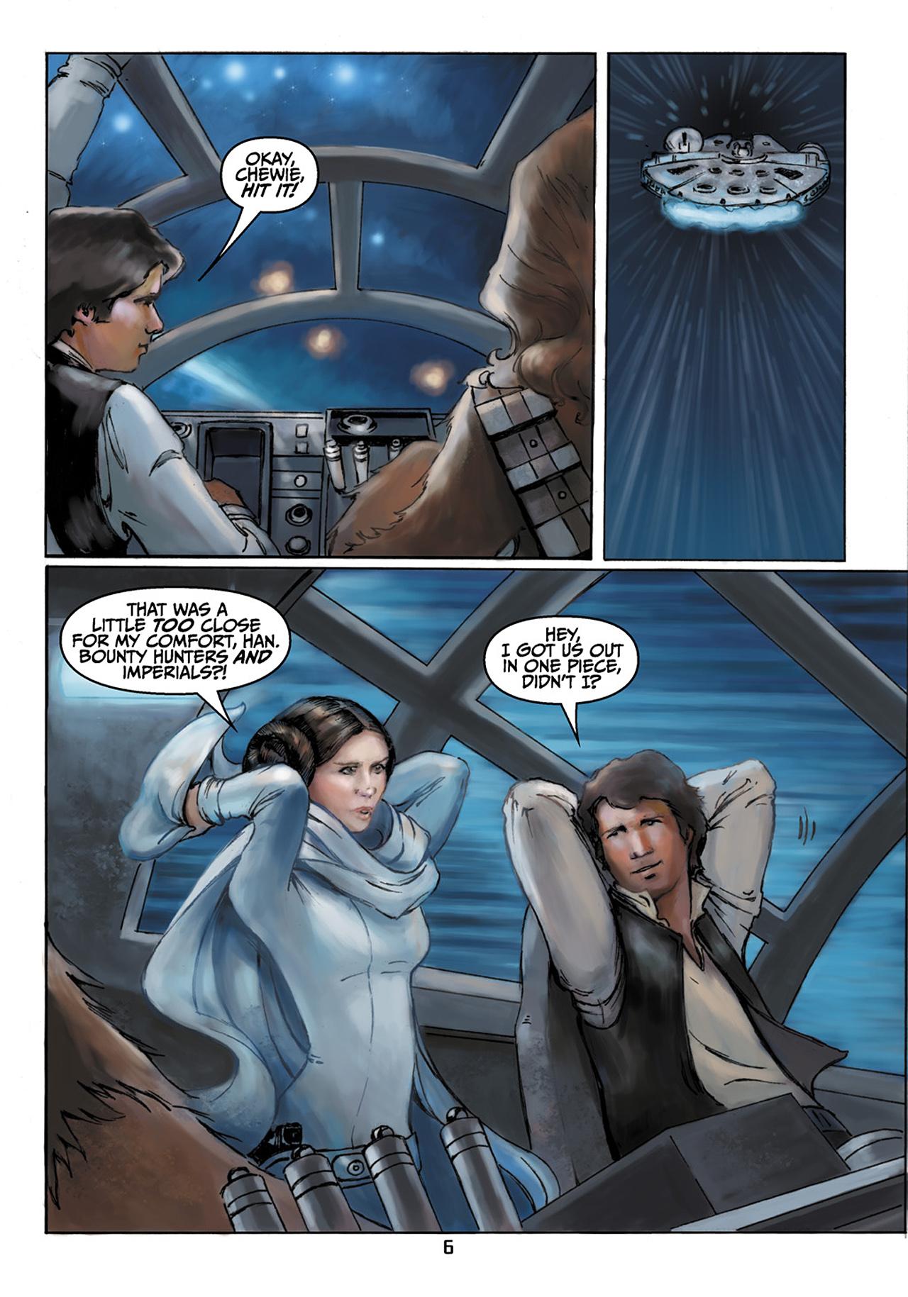 Read online Star Wars Omnibus comic -  Issue # Vol. 33 - 404