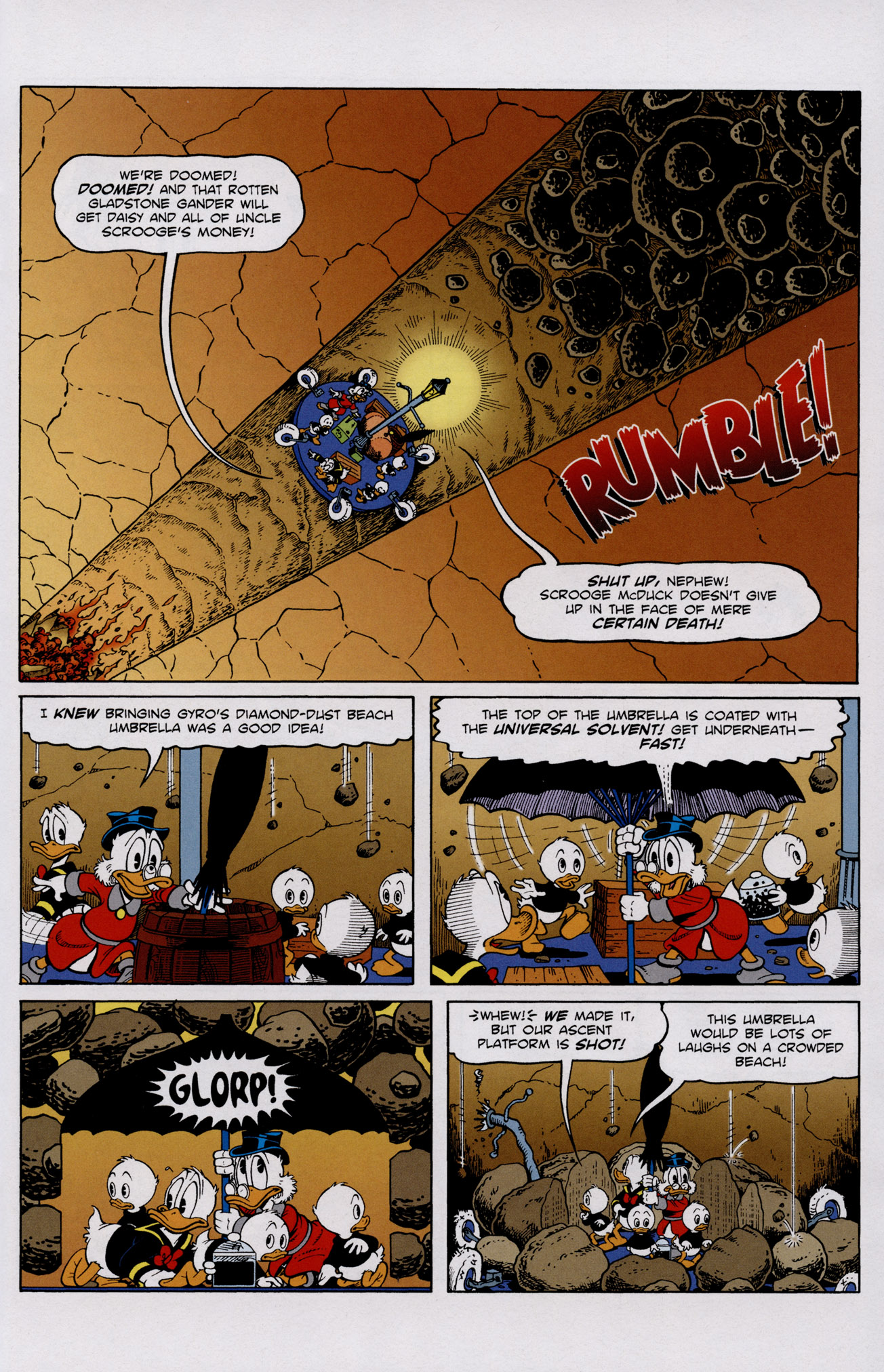 Read online Uncle Scrooge (1953) comic -  Issue #401 - 19