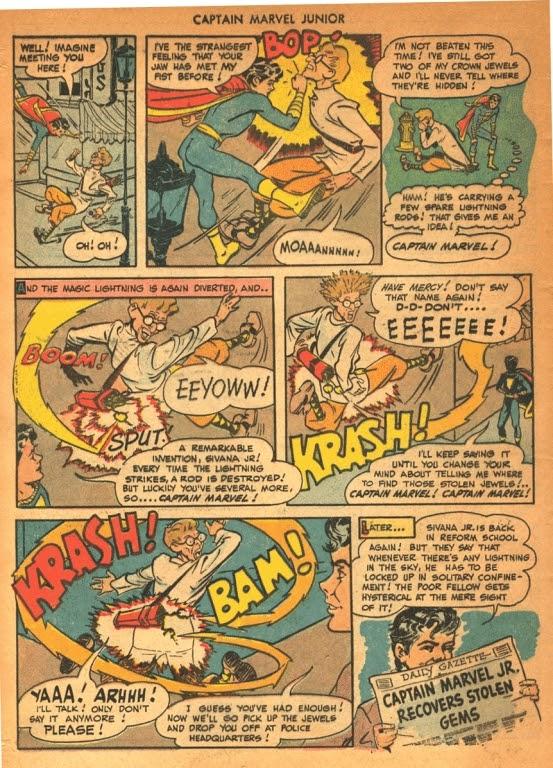 Captain Marvel, Jr. 76 Page 36