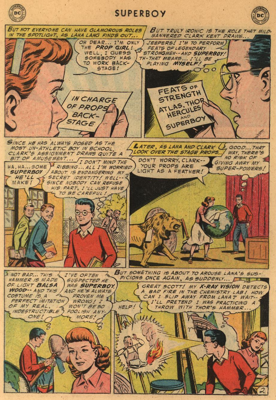 Superboy (1949) issue 44 - Page 23