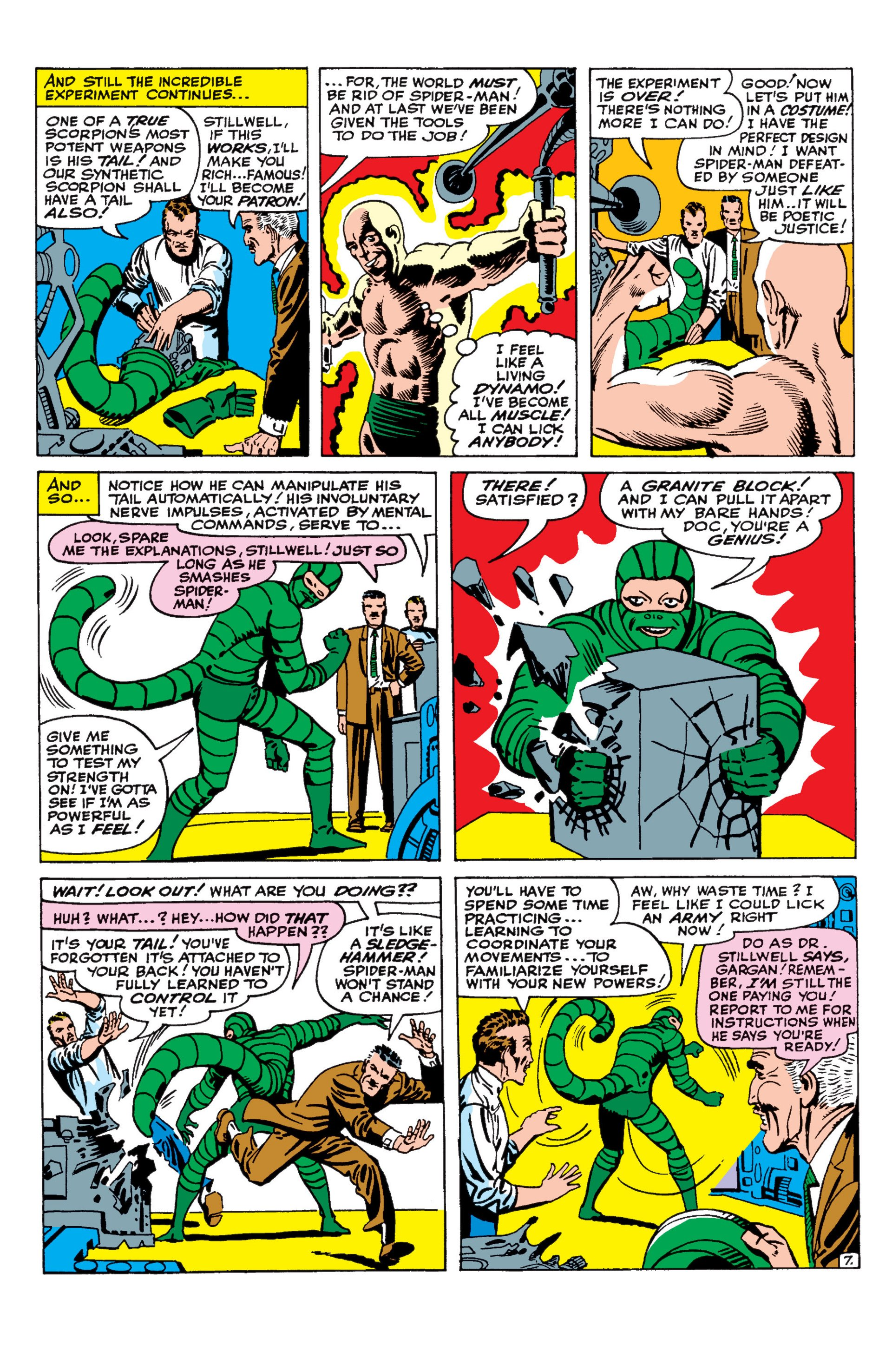 The Amazing Spider-Man (1963) 20 Page 7
