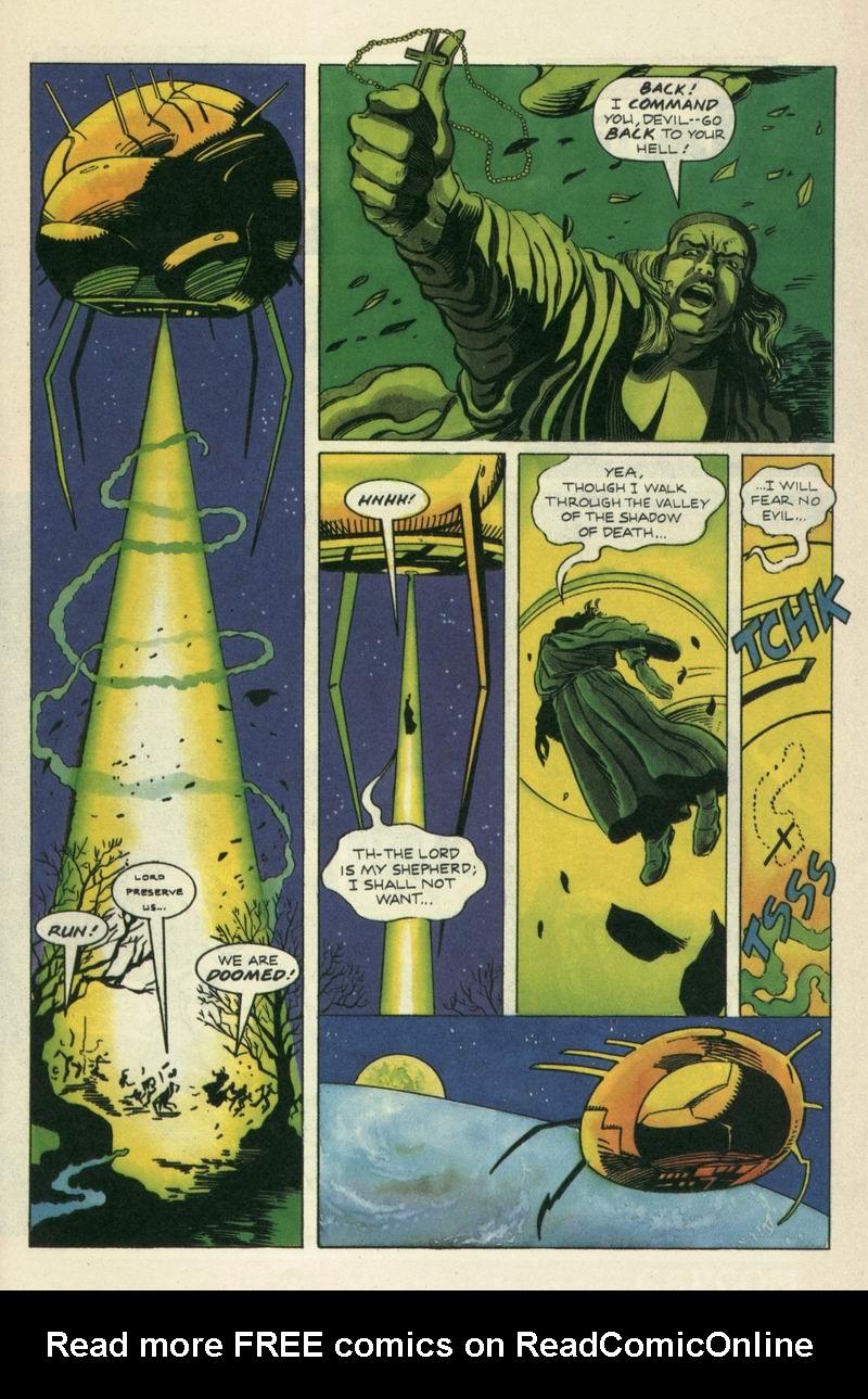 Read online Secret Weapons comic -  Issue #7 - 4
