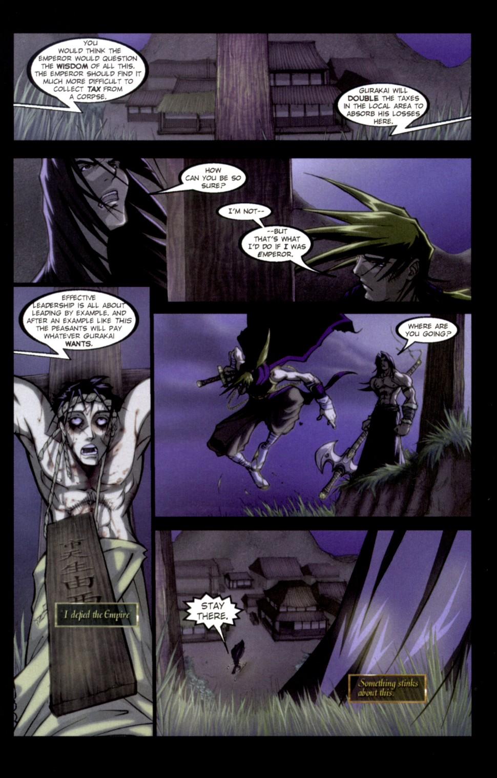Read online Shidima comic -  Issue #1 - 16