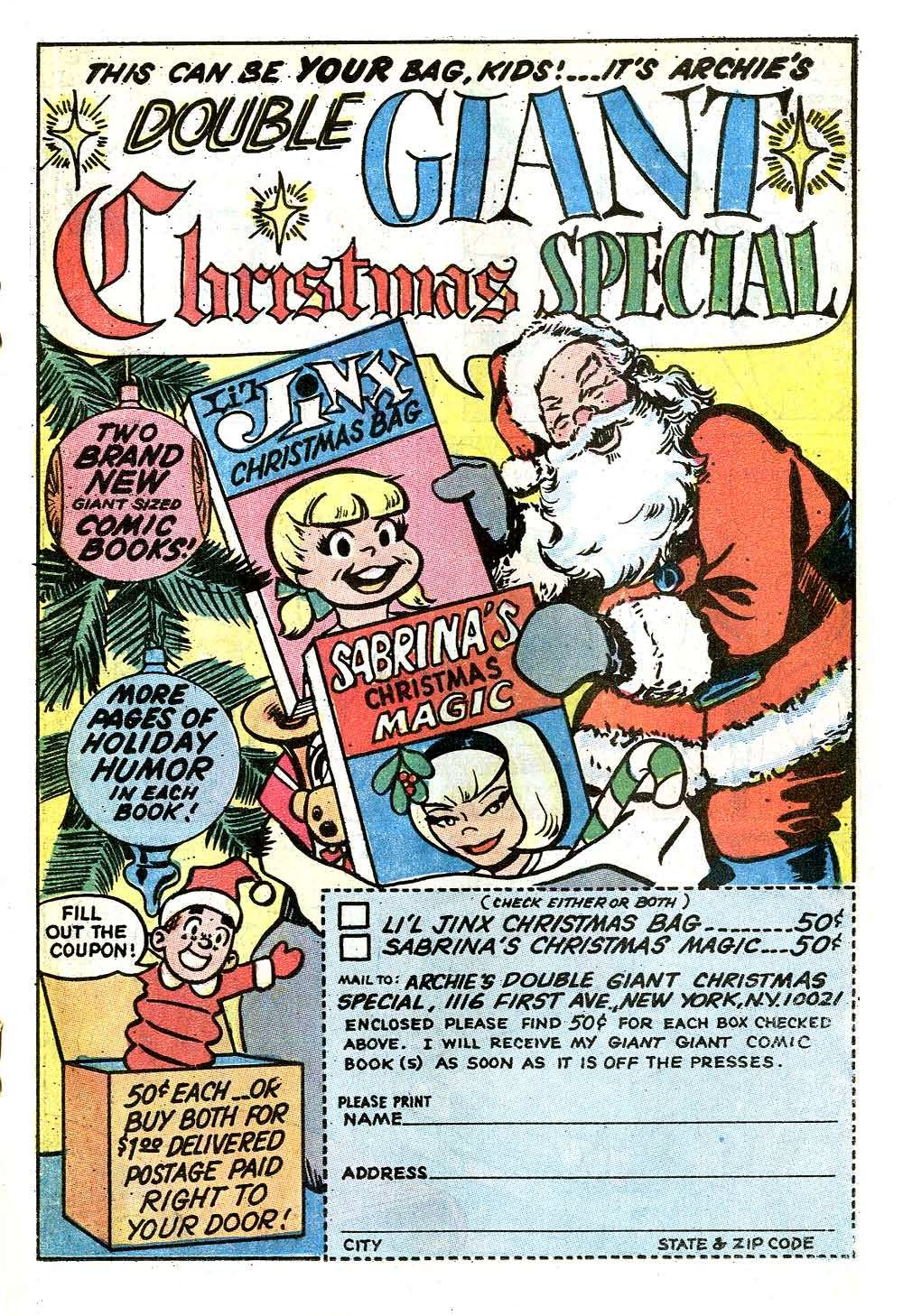 Read online Archie (1960) comic -  Issue #215 - 19