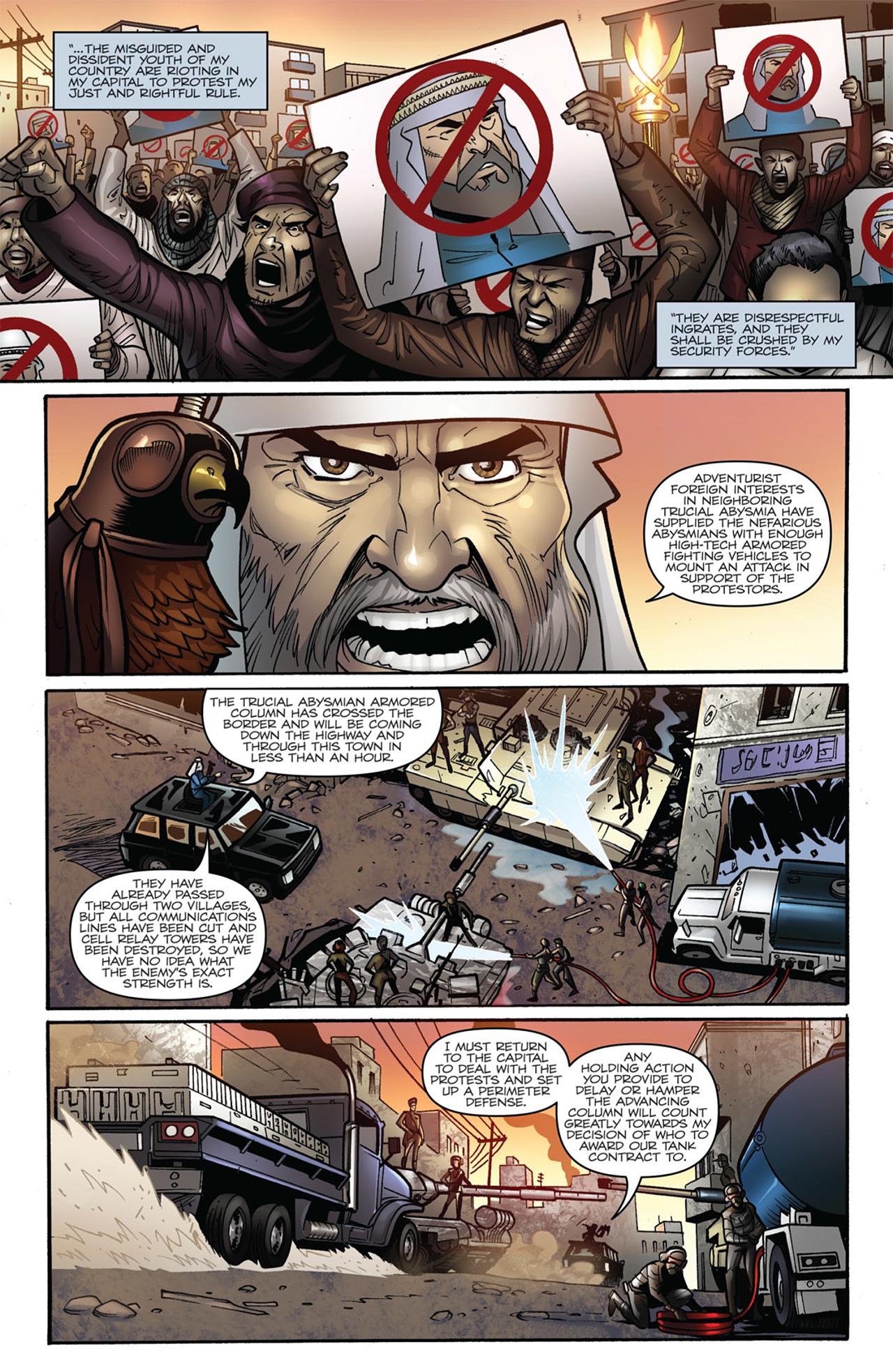 G.I. Joe: A Real American Hero 173 Page 17
