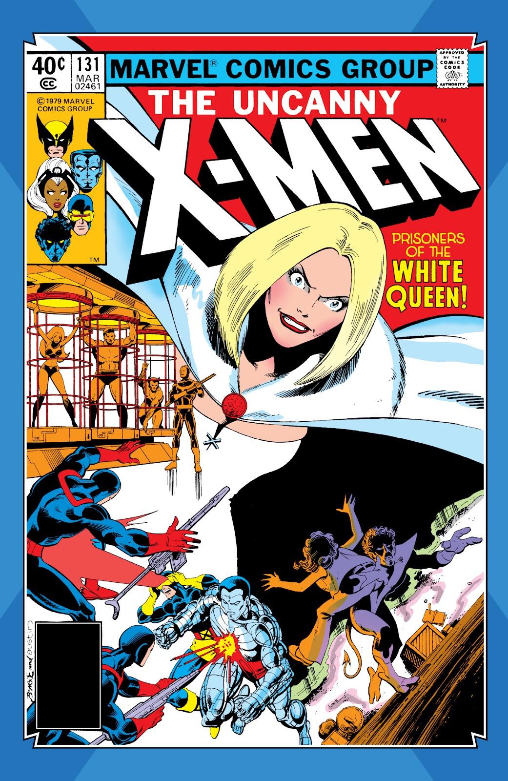 Read online X-Men Milestones: Dark Phoenix Saga comic -  Issue # TPB (Part 1) - 41