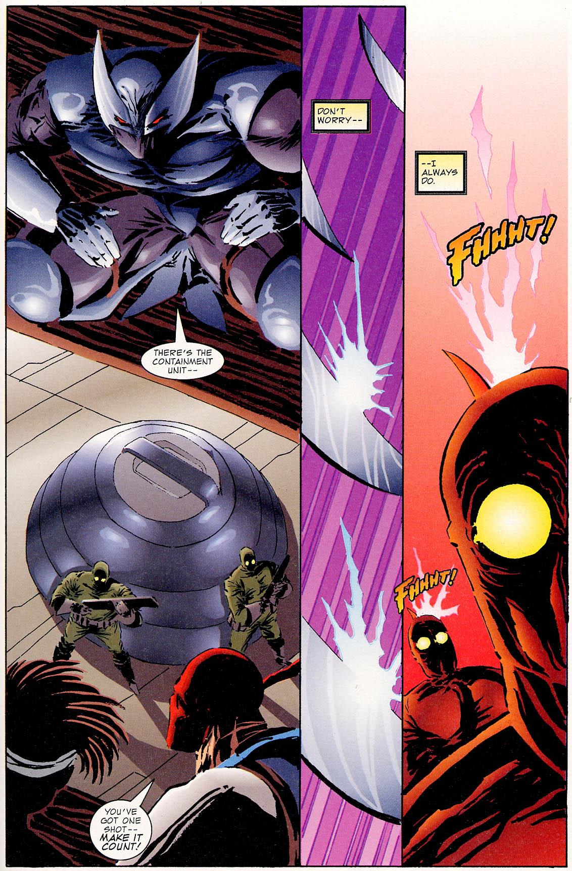 Read online ShadowHawk comic -  Issue #0 - 13