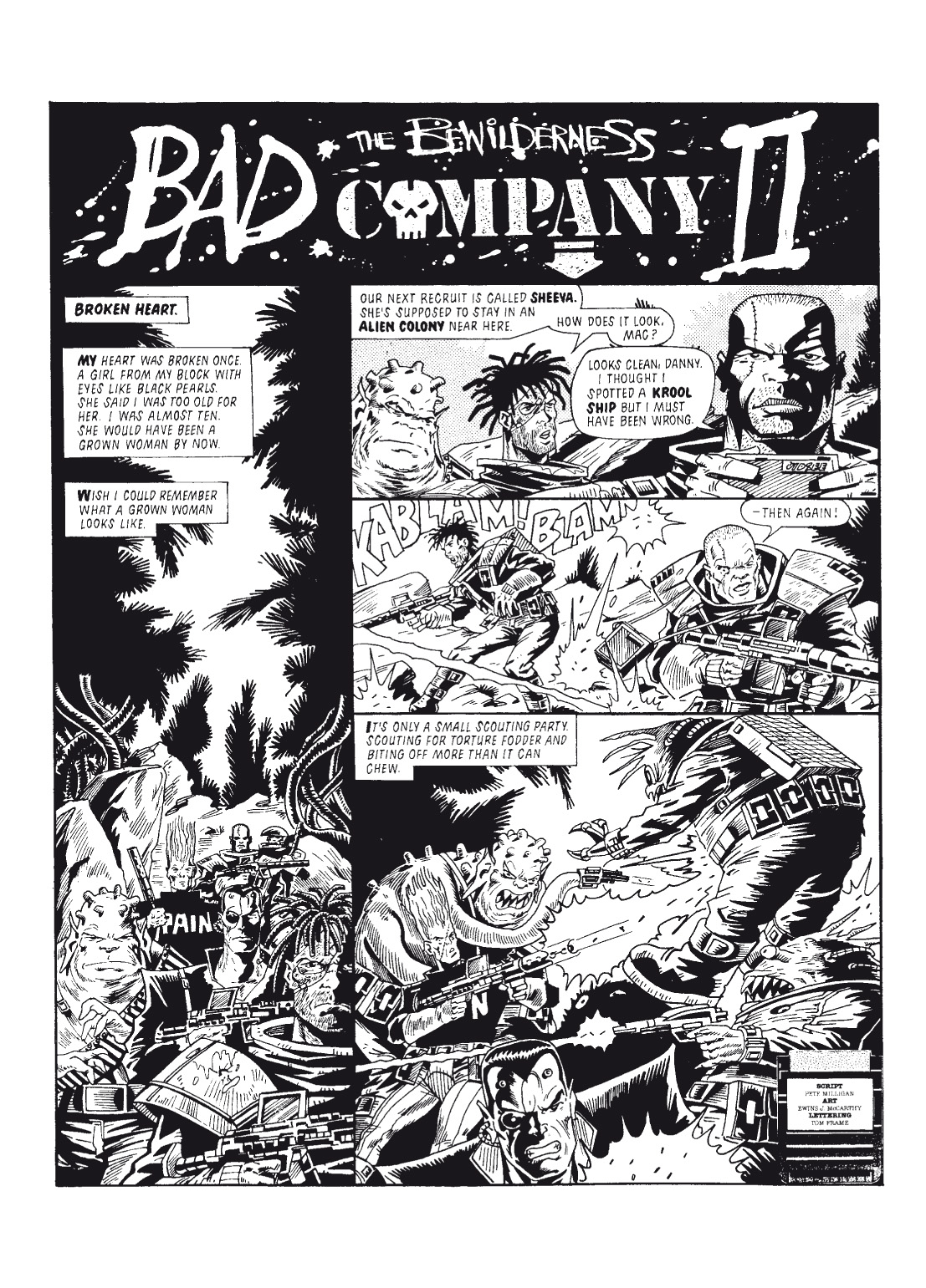 Read online The Complete Bad Company comic -  Issue # TPB - 150