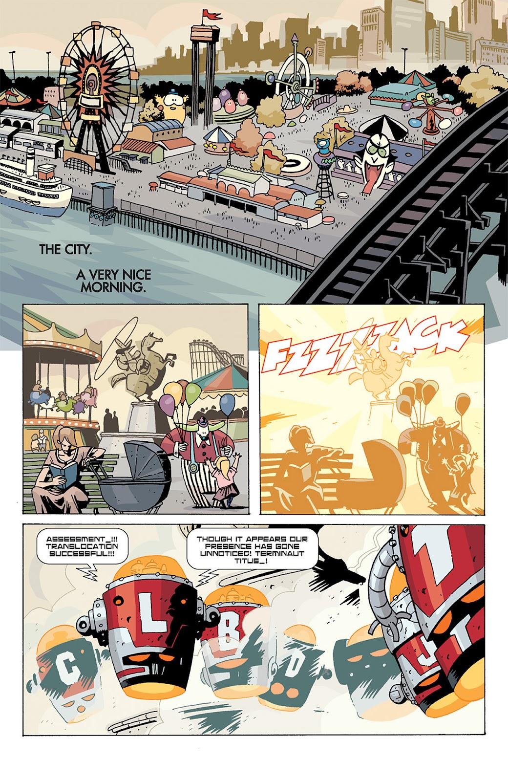 The Umbrella Academy: Apocalypse Suite issue 2 - Page 5