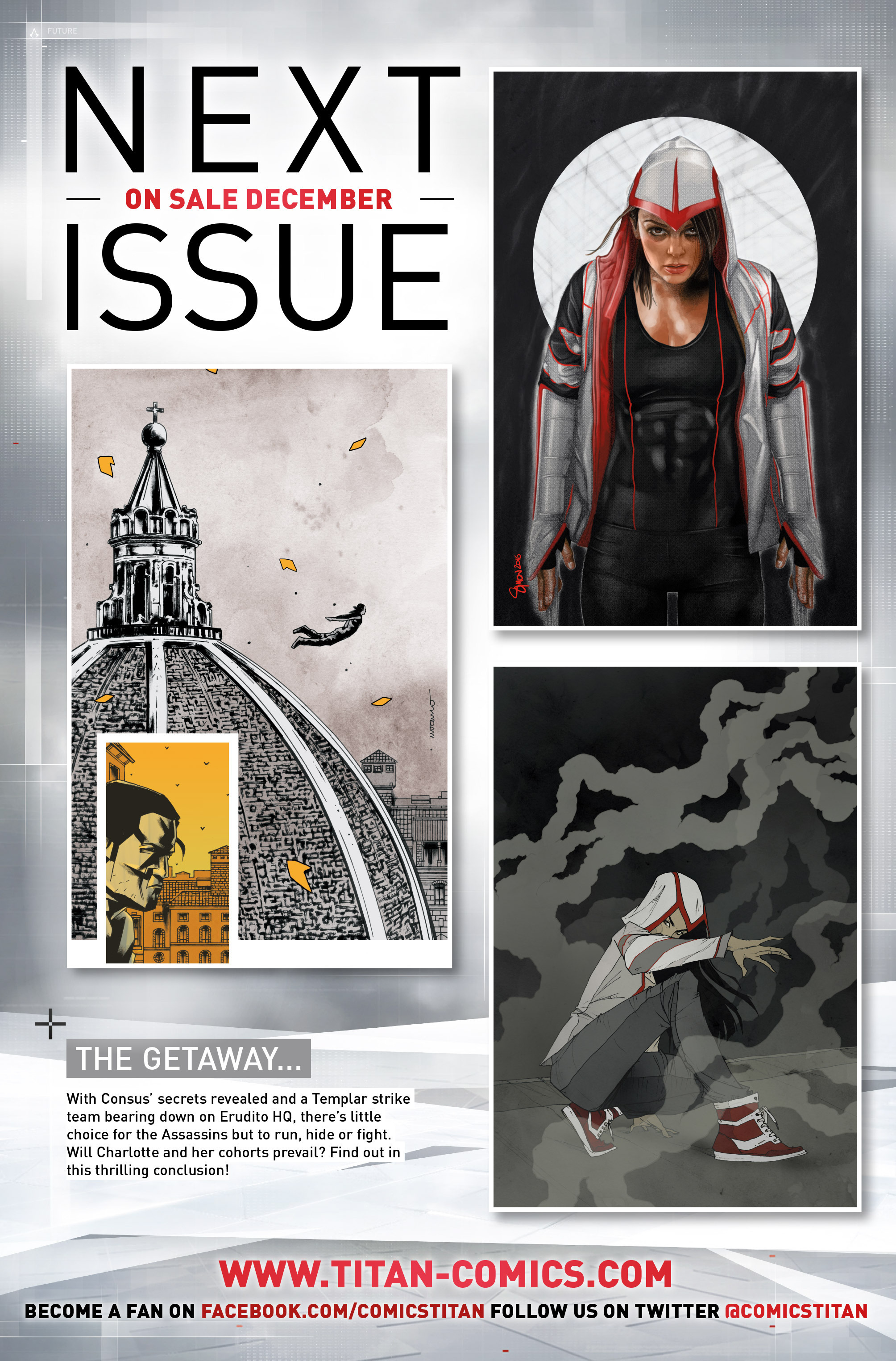 Read online Assassin's Creed (2015) comic -  Issue #13 - 35
