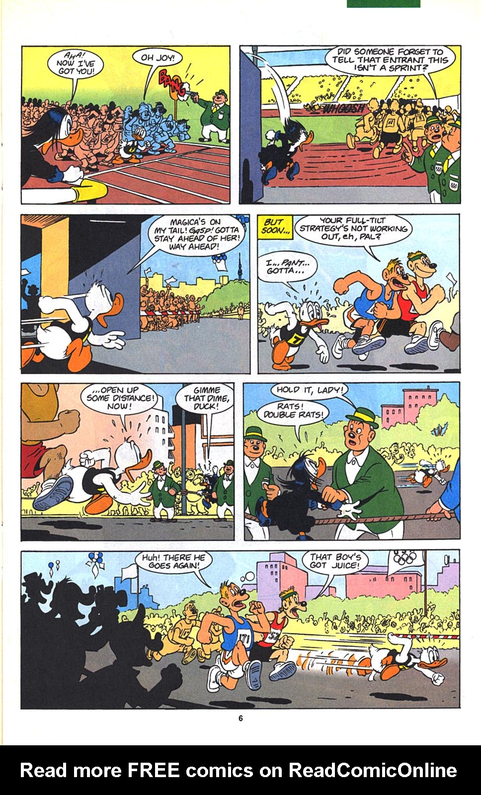 Read online Uncle Scrooge (1953) comic -  Issue #270 - 7