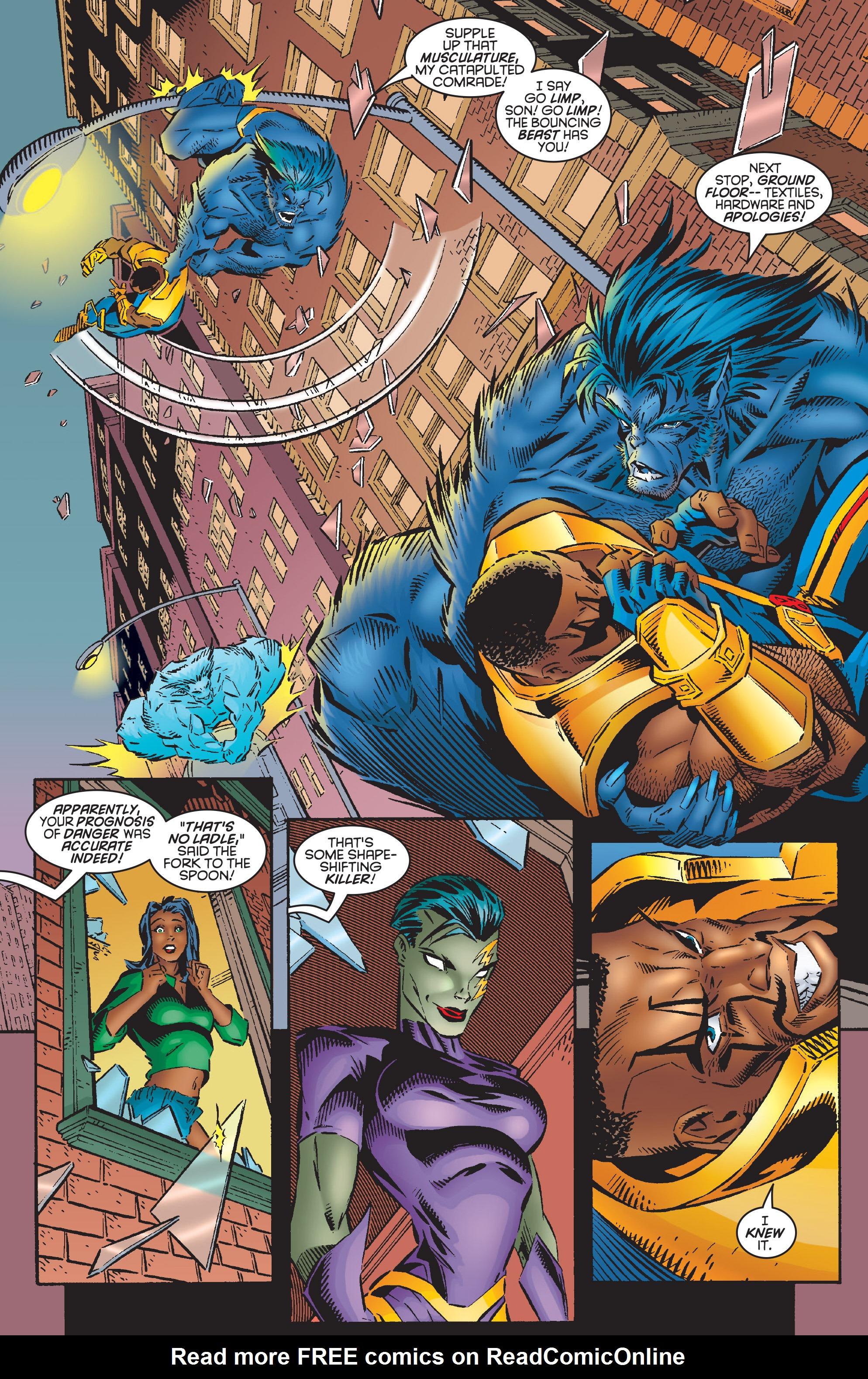 X-Men (1991) 49 Page 14
