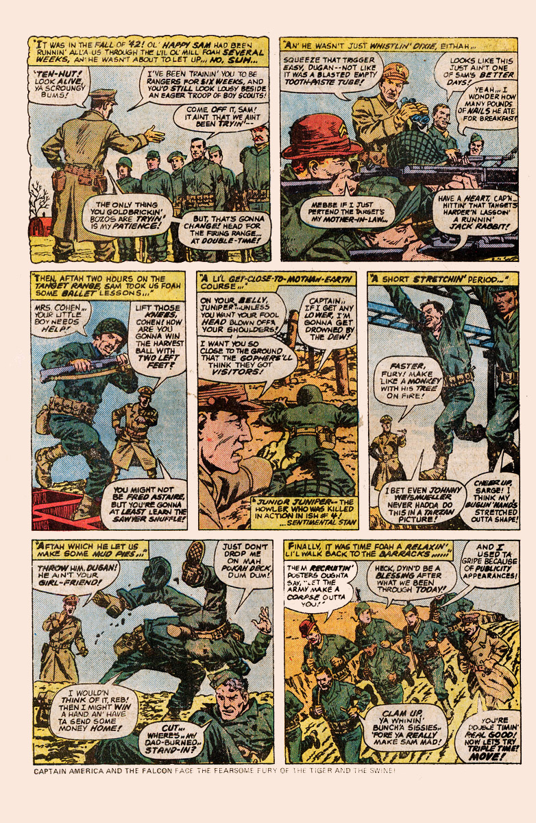 Read online Sgt. Fury comic -  Issue #139 - 8