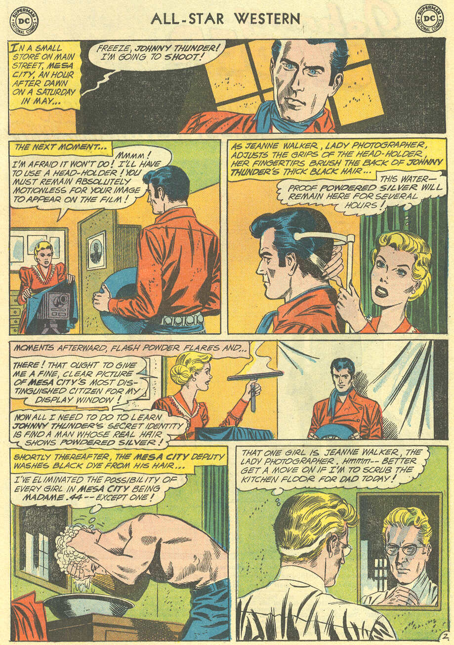 Read online All-Star Western (1951) comic -  Issue #119 - 4