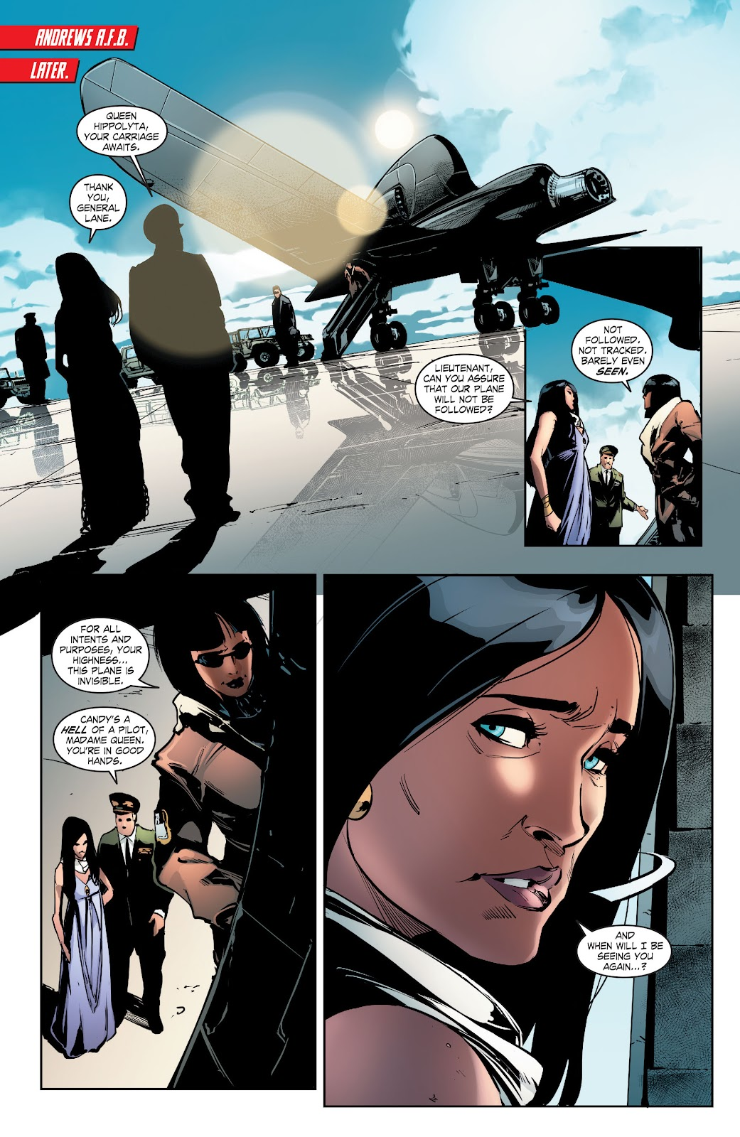 Read online Smallville Season 11 [II] comic -  Issue # TPB 5 - 126