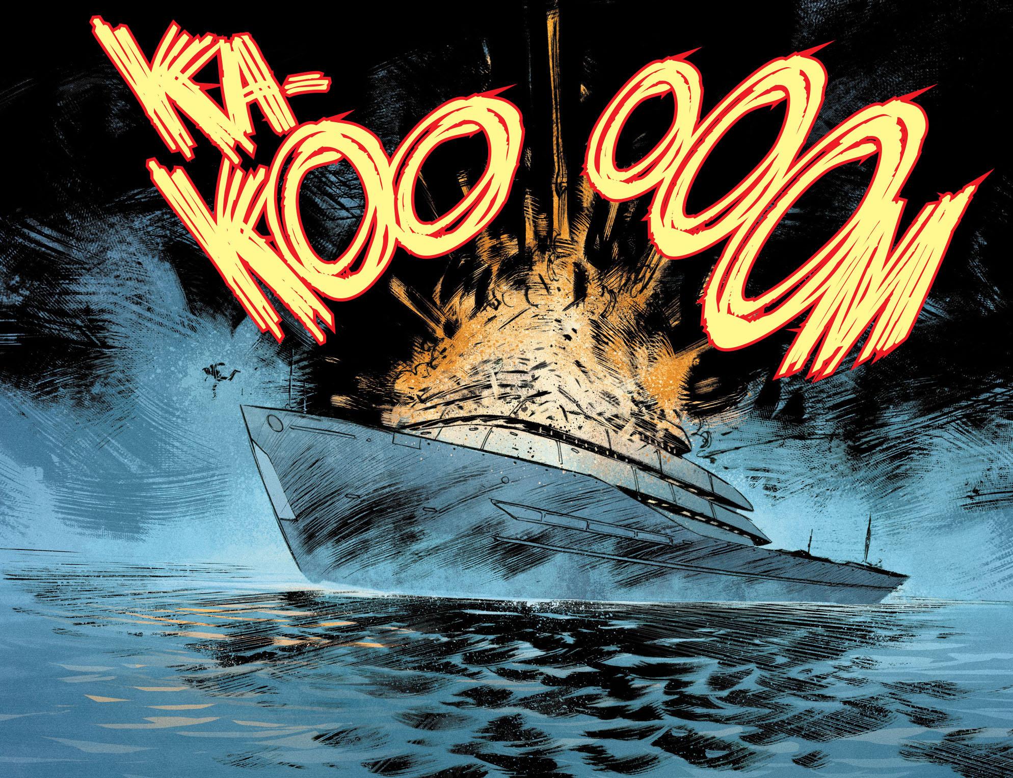 Read online Arrow [II] comic -  Issue #12 - 19