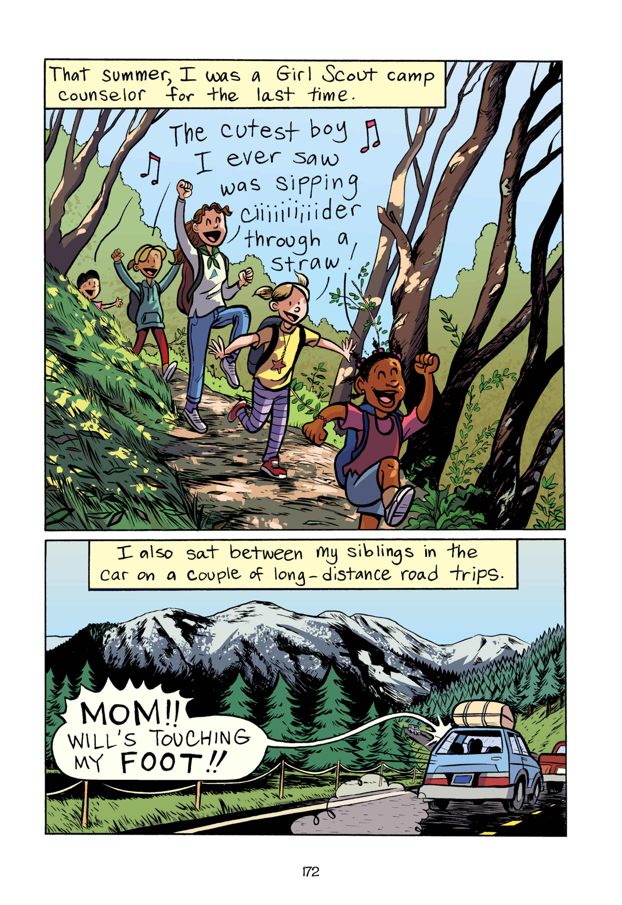 Read online Smile comic -  Issue # TPB - 178