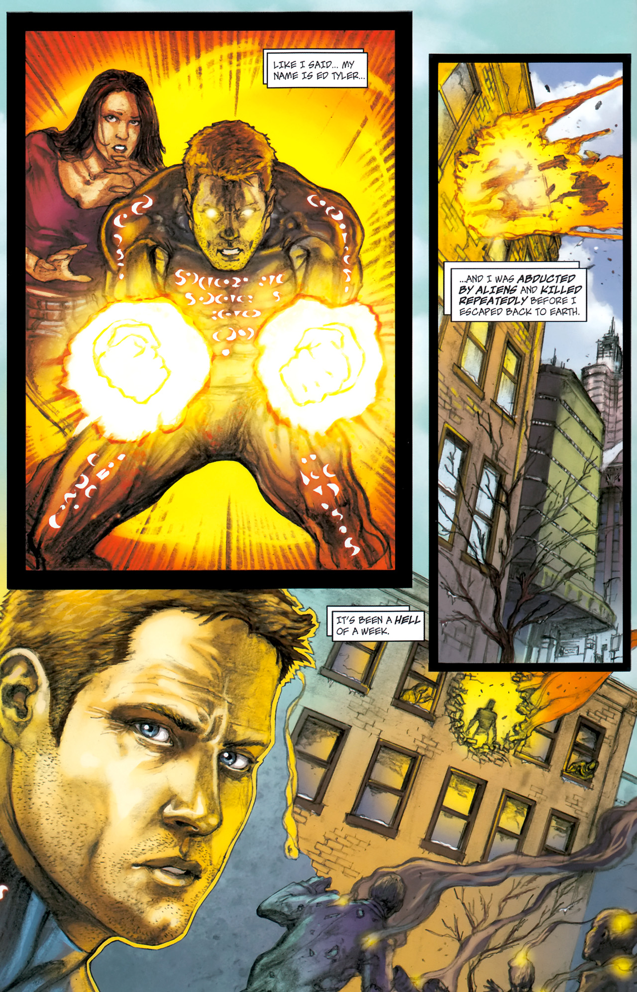 Read online Phoenix comic -  Issue #2 - 5