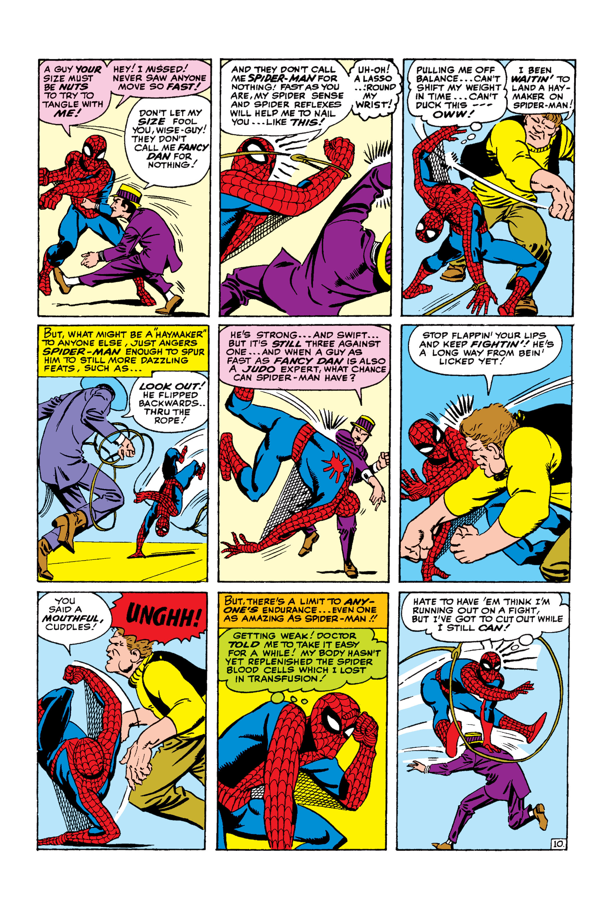 The Amazing Spider-Man (1963) 10 Page 10