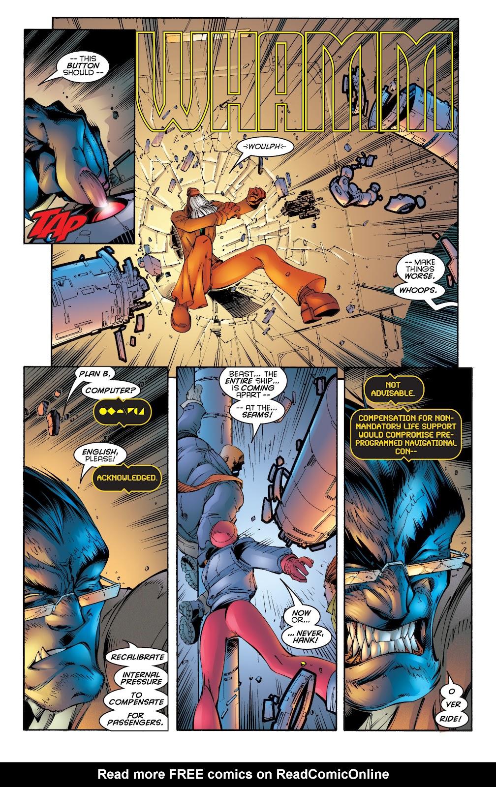 Uncanny X-Men (1963) issue 342 - Page 5
