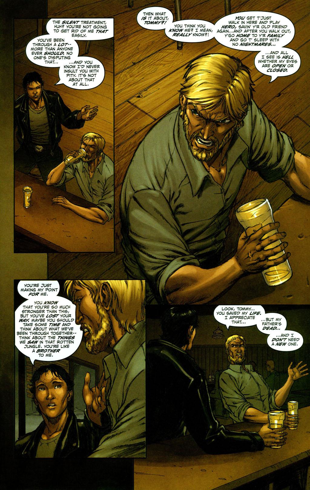 Read online Snake Eyes: Declassified comic -  Issue #2 - 5