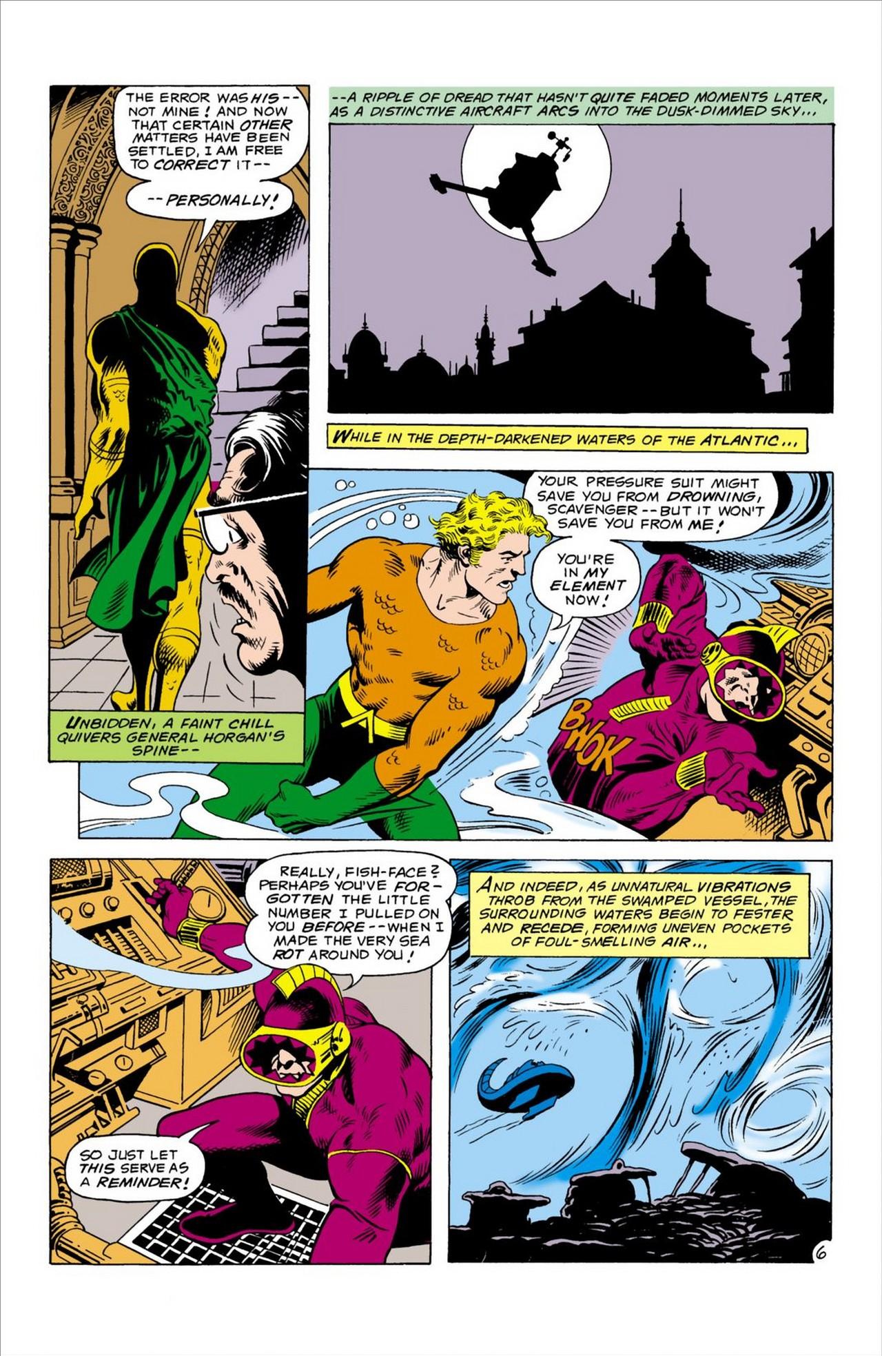 Read online Aquaman (1962) comic -  Issue #60 - 7