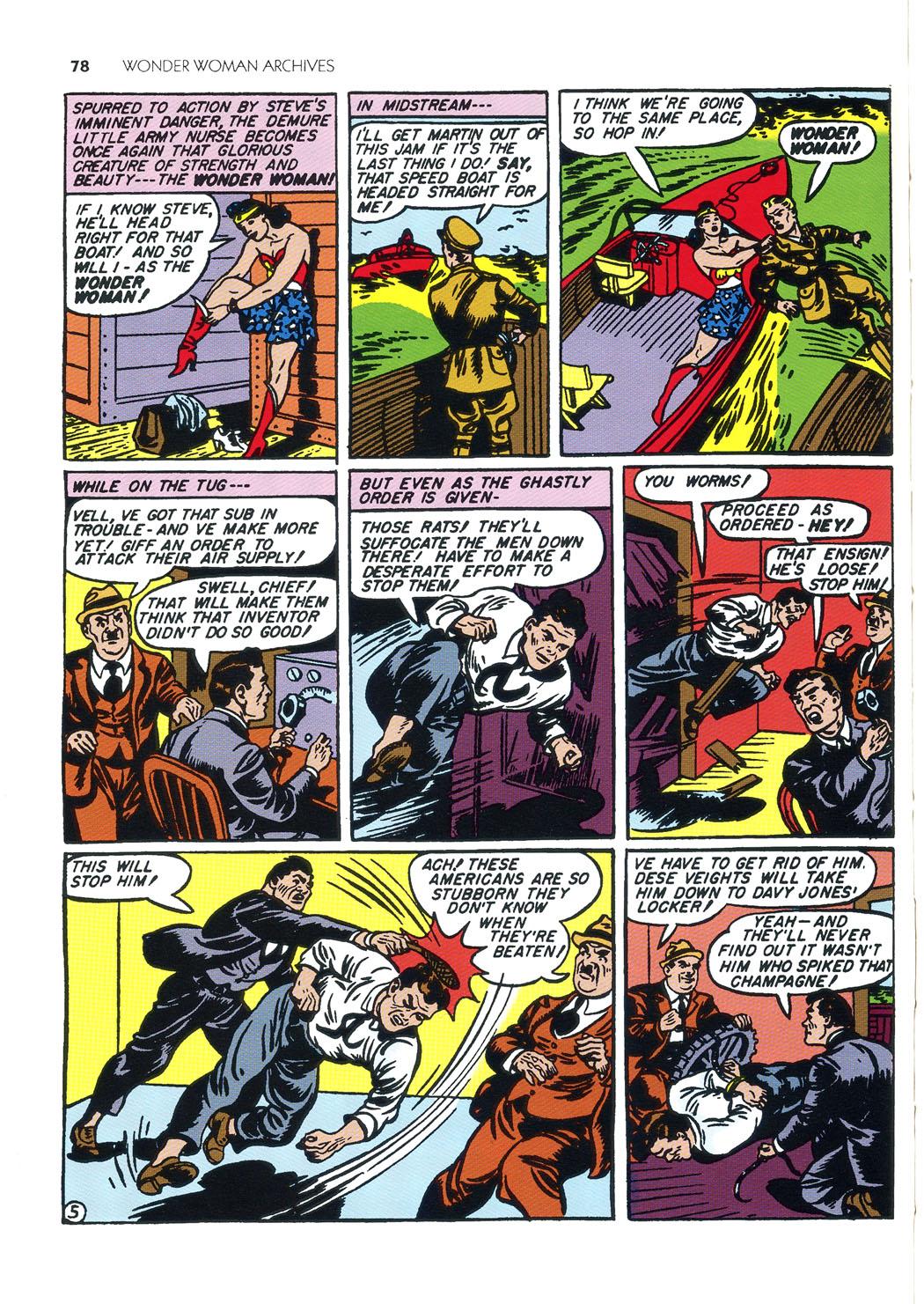 Read online Sensation (Mystery) Comics comic -  Issue #5 - 7