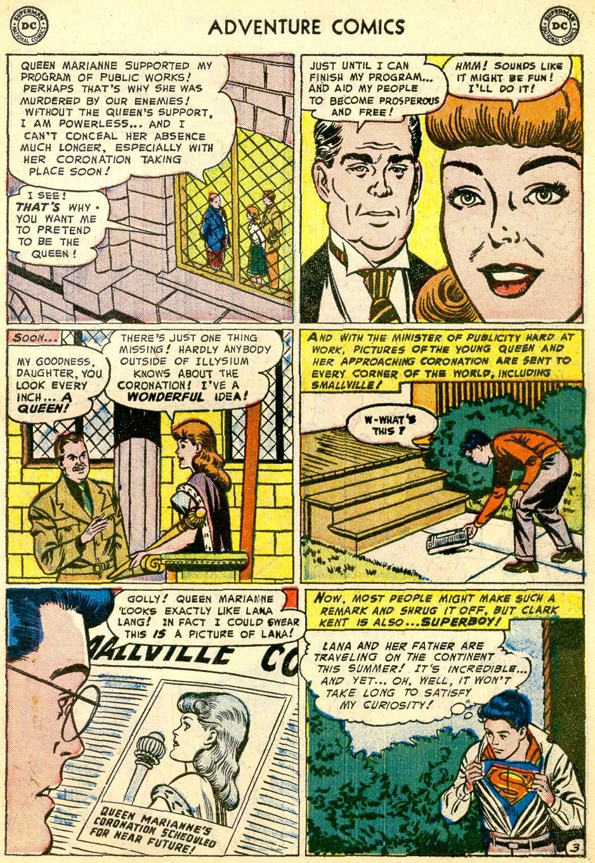 Read online Adventure Comics (1938) comic -  Issue #192 - 5