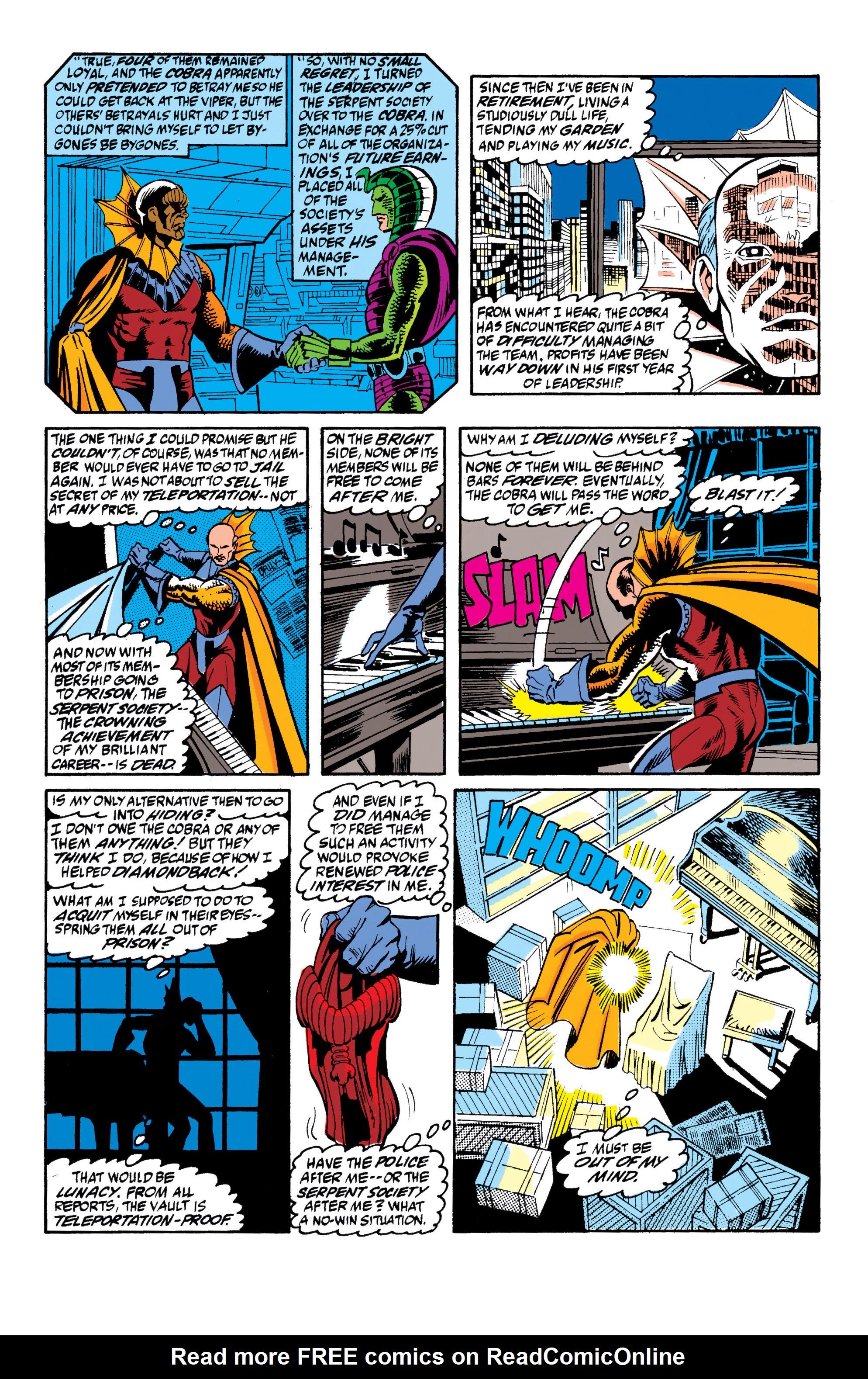 Read online Captain America (1968) comic -  Issue # _Annual 10 - 39