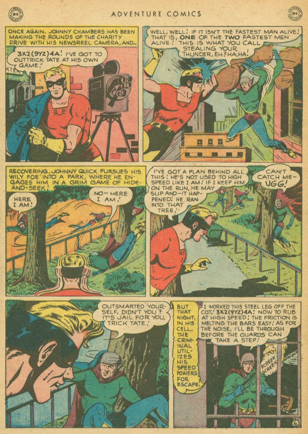 Read online Adventure Comics (1938) comic -  Issue #142 - 45