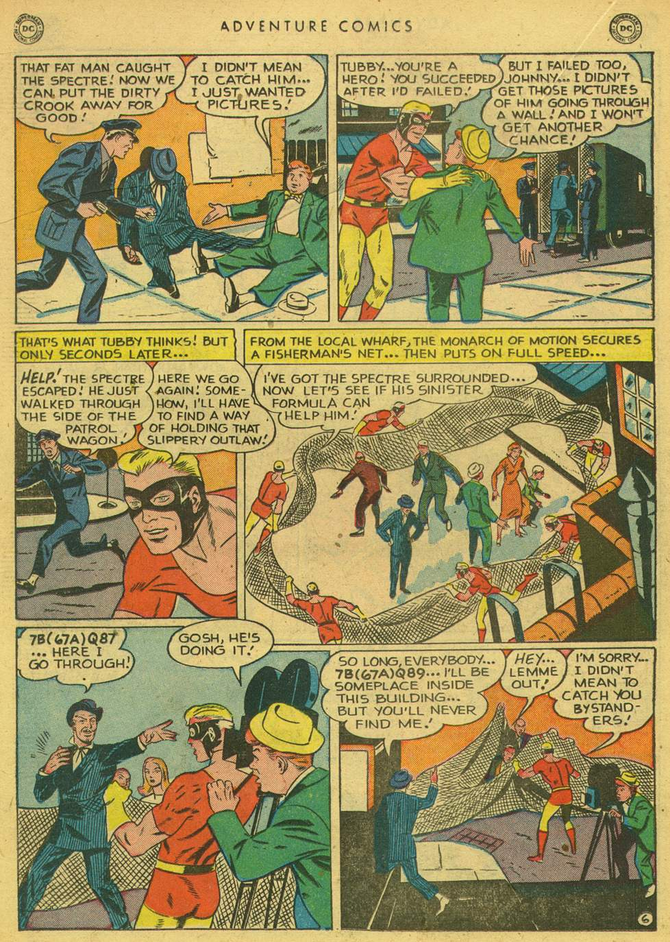 Read online Adventure Comics (1938) comic -  Issue #150 - 26