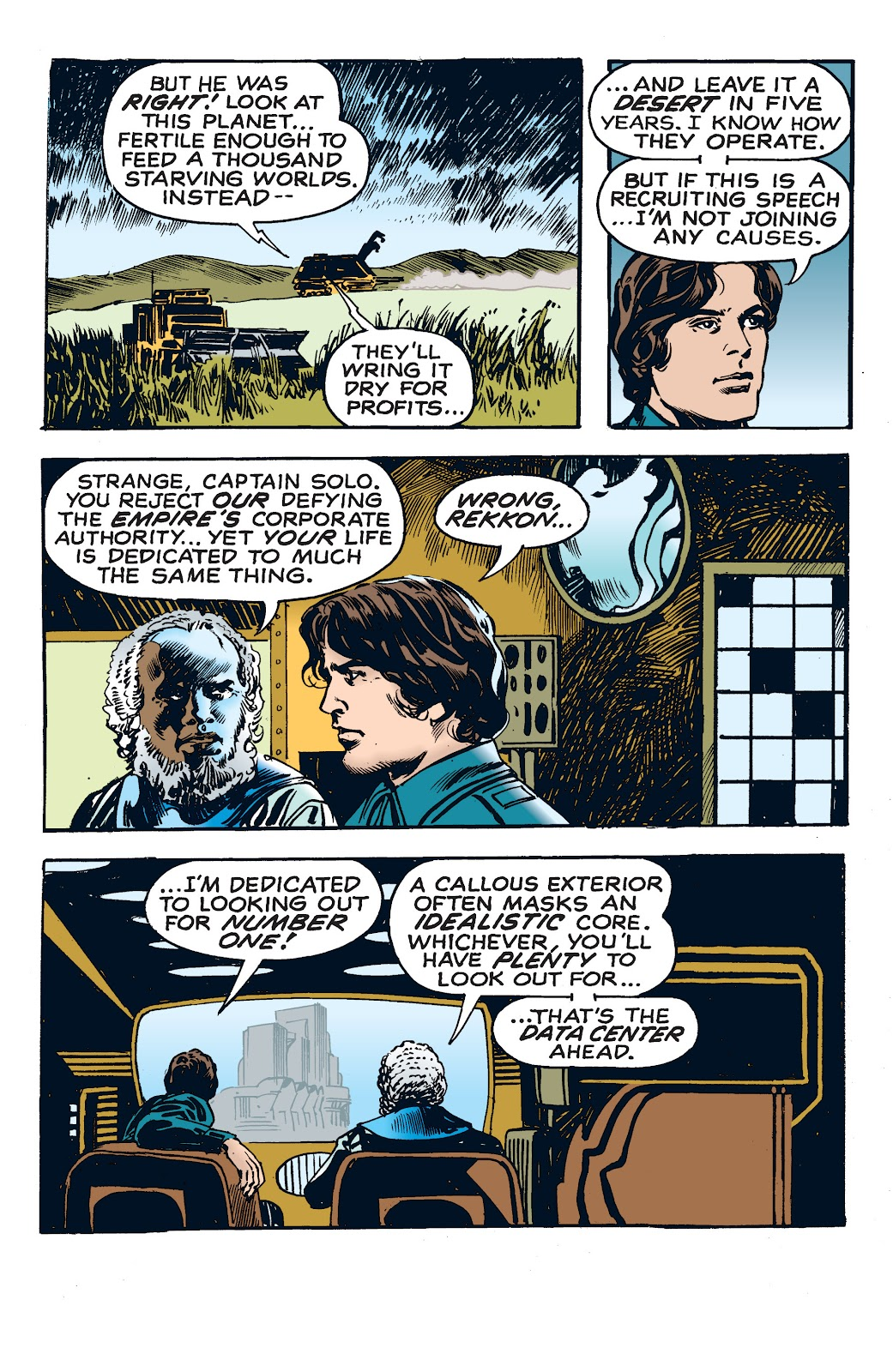 Read online Star Wars Legends: The Newspaper Strips - Epic Collection comic -  Issue # TPB (Part 4) - 25