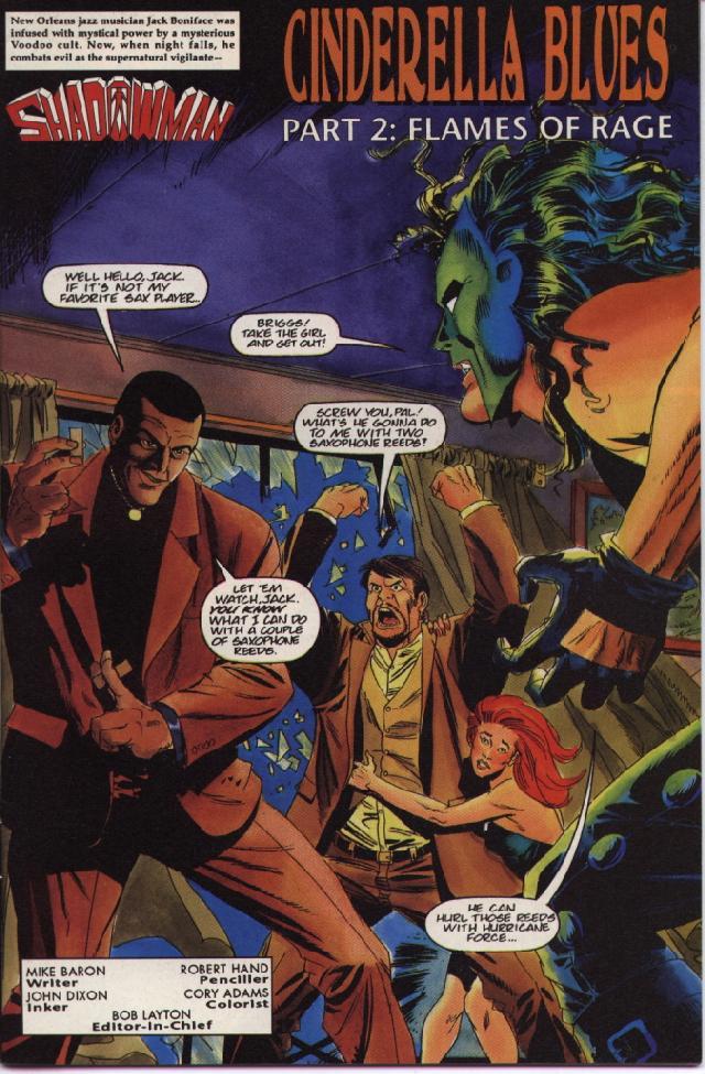 Read online Shadowman (1992) comic -  Issue #36 - 2