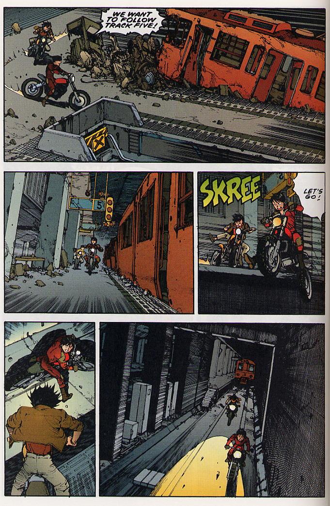 Read online Akira comic -  Issue #25 - 31