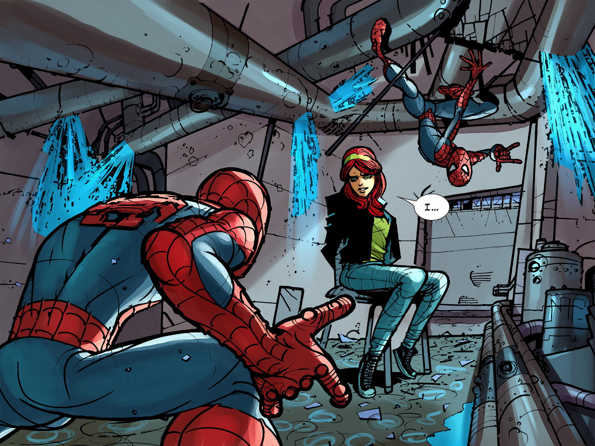 Read online Amazing Spider-Man: Who Am I? comic -  Issue # Full (Part 2) - 150