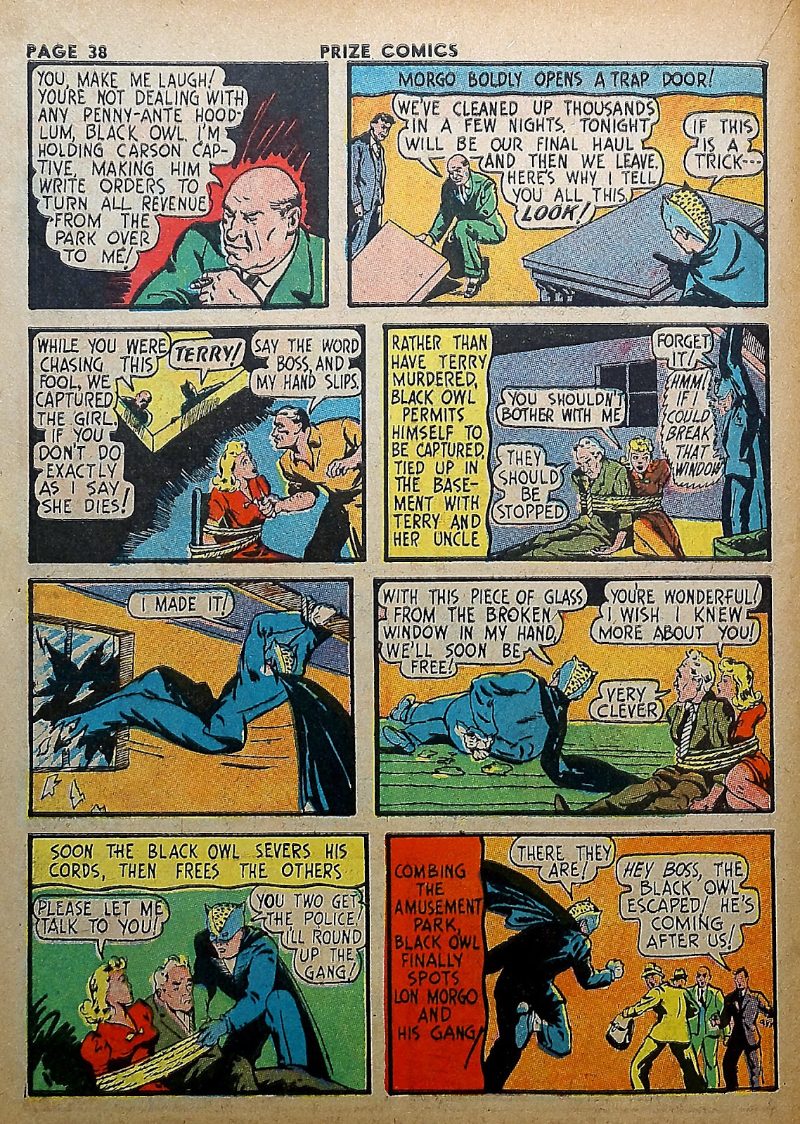 Prize Comics issue 5 - Page 39