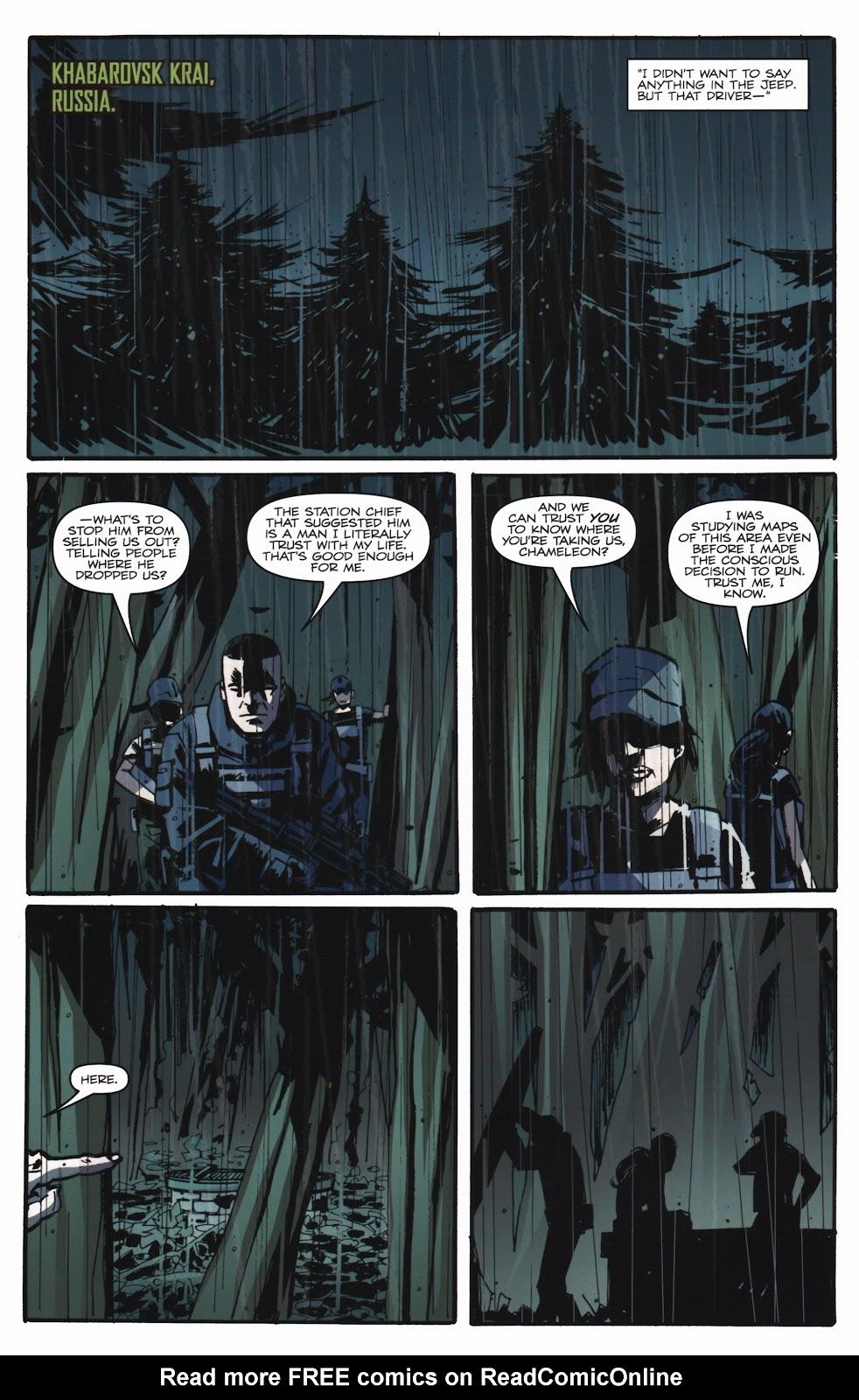 G.I. Joe Cobra (2011) Issue #20 #20 - English 12