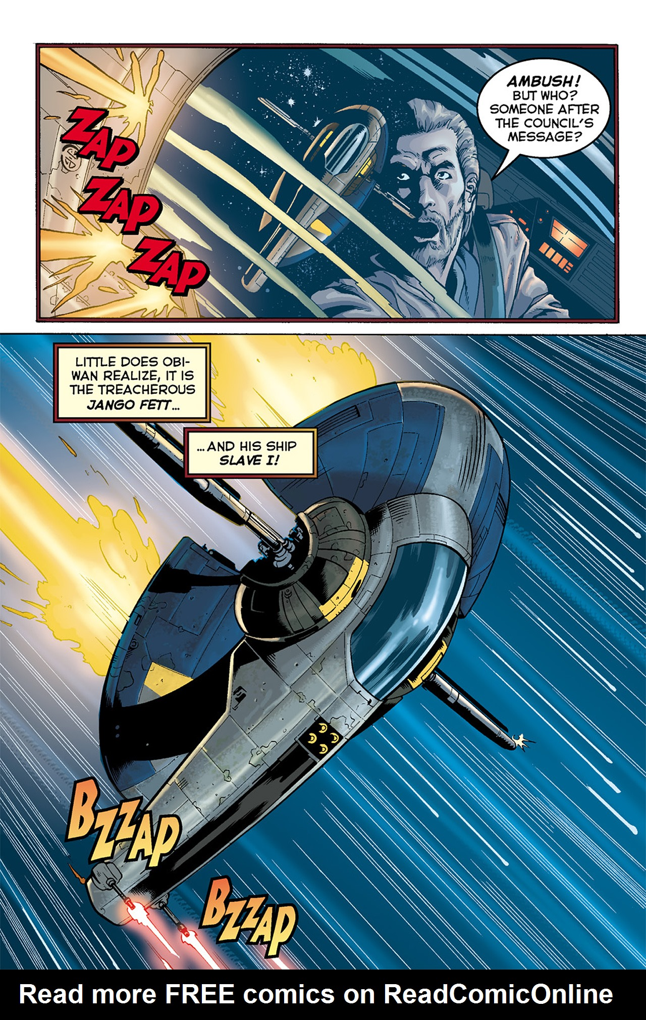 Read online Star Wars Omnibus comic -  Issue # Vol. 10 - 428