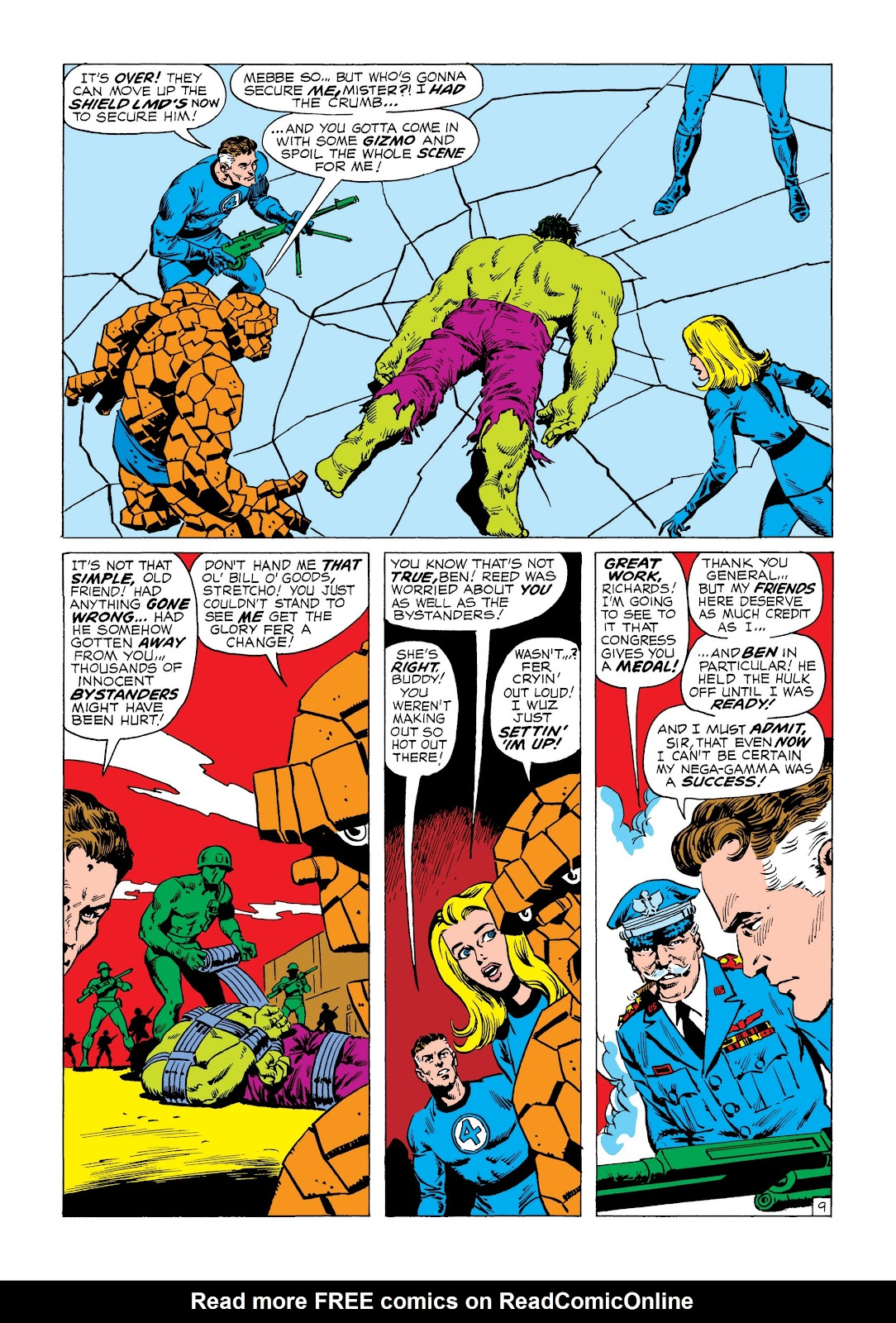 Read online Marvel Masterworks: The Incredible Hulk comic -  Issue # TPB 8 (Part 3) - 5