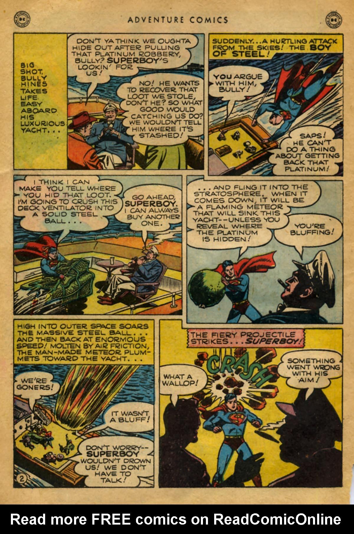 Read online Adventure Comics (1938) comic -  Issue #141 - 4