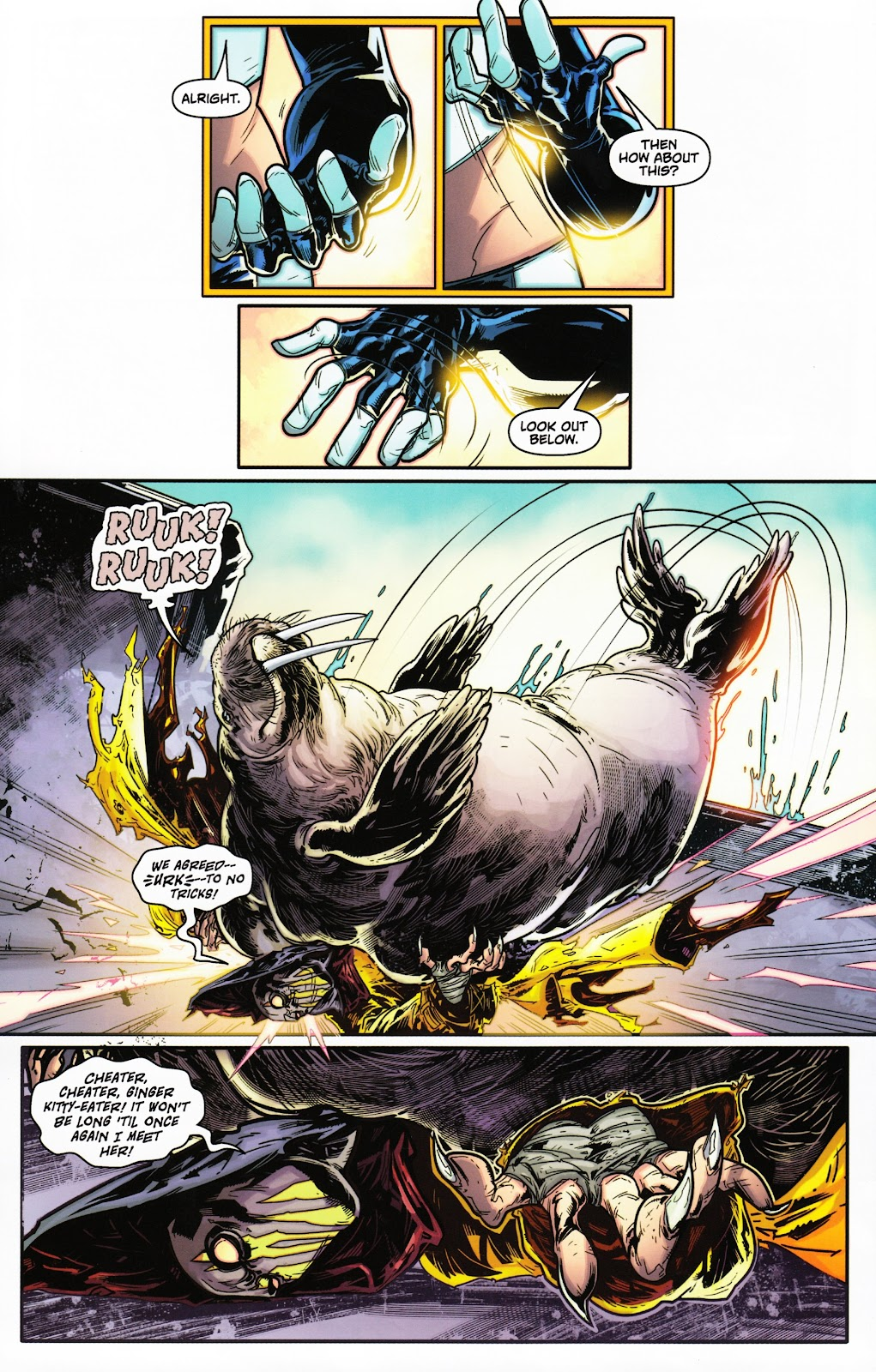 Read online Critter (2012) comic -  Issue #15 - 22