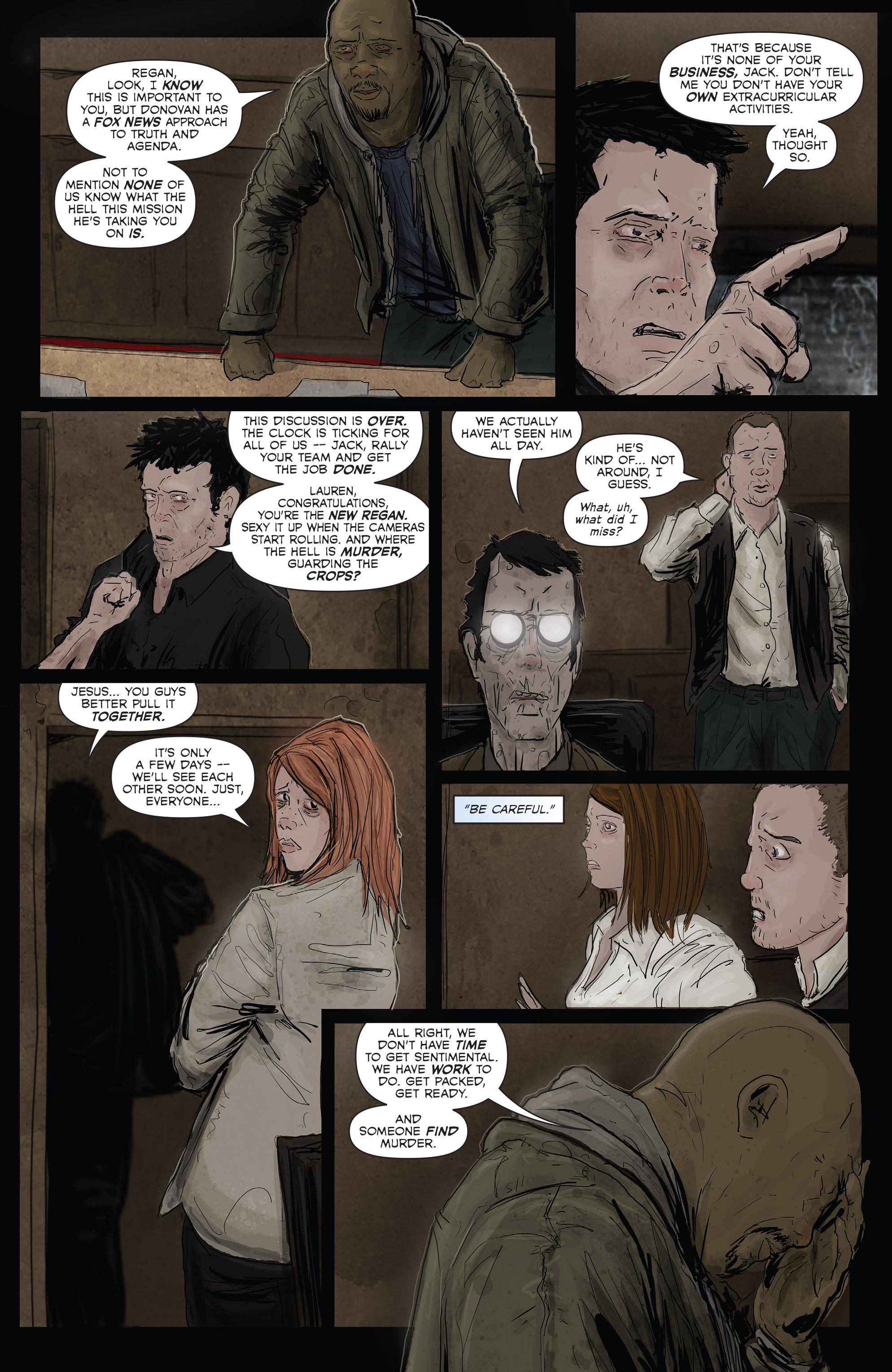 Read online Hoax Hunters (2012) comic -  Issue # TPB 3 - 17