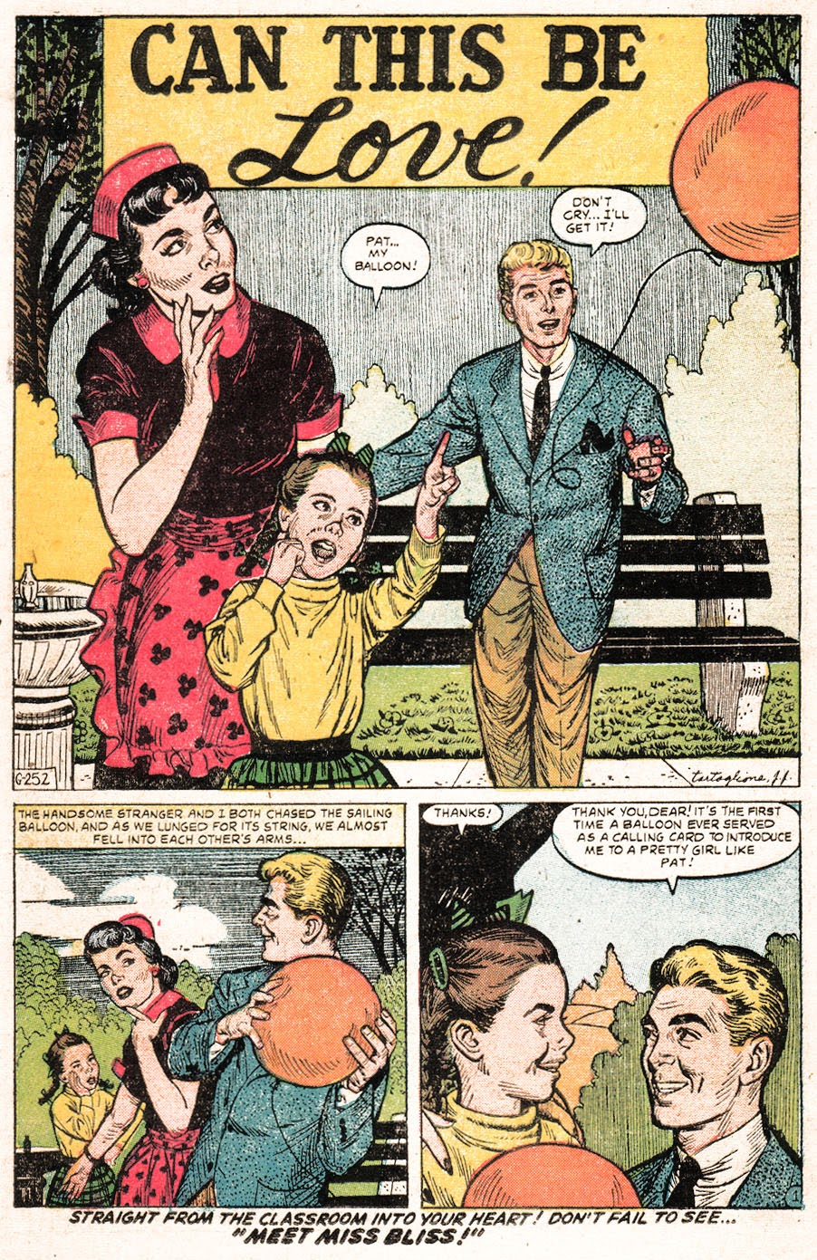 Love Romances (1949) issue 51 - Page 18