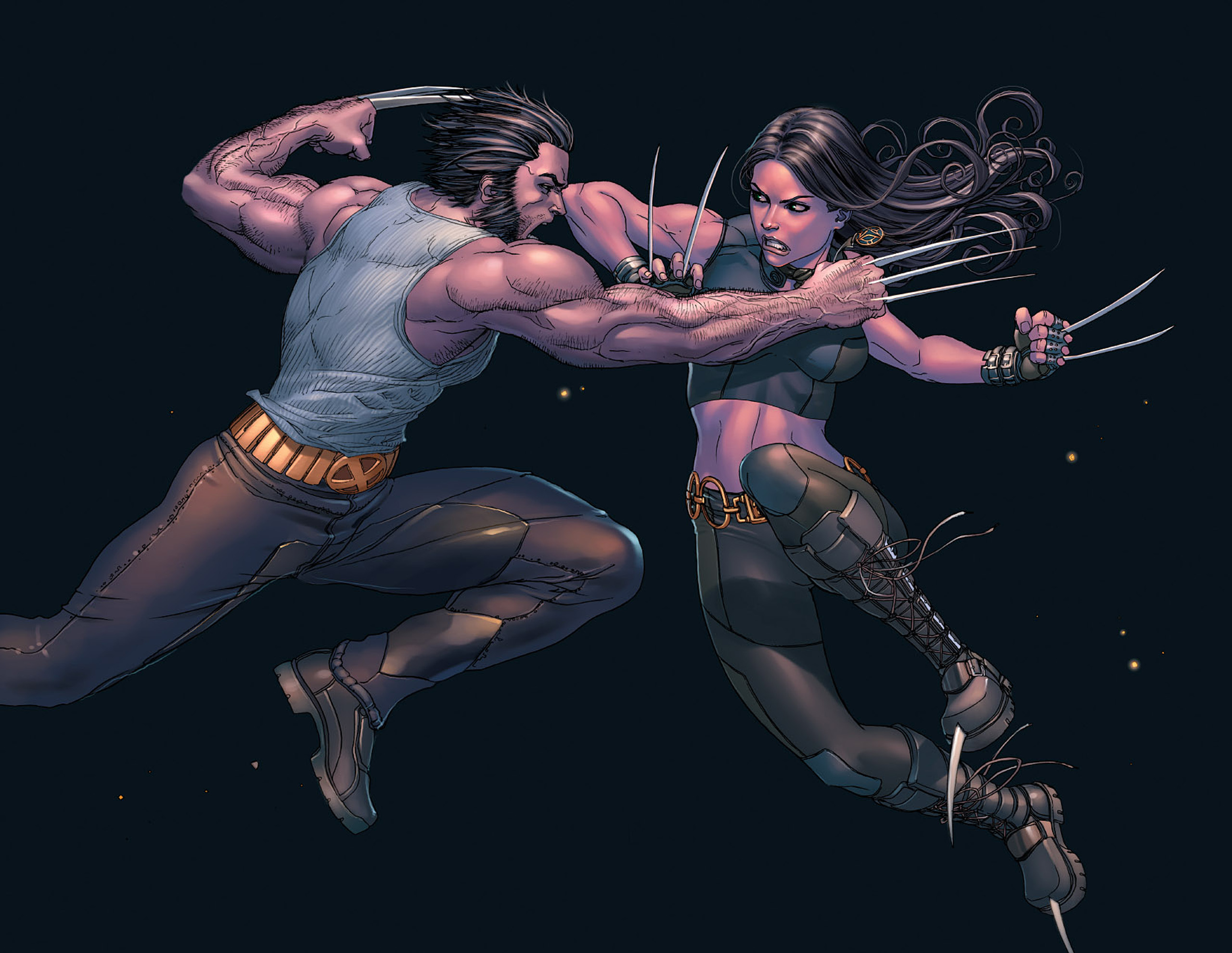 Read online X-23: Target X comic -  Issue #6 - 9