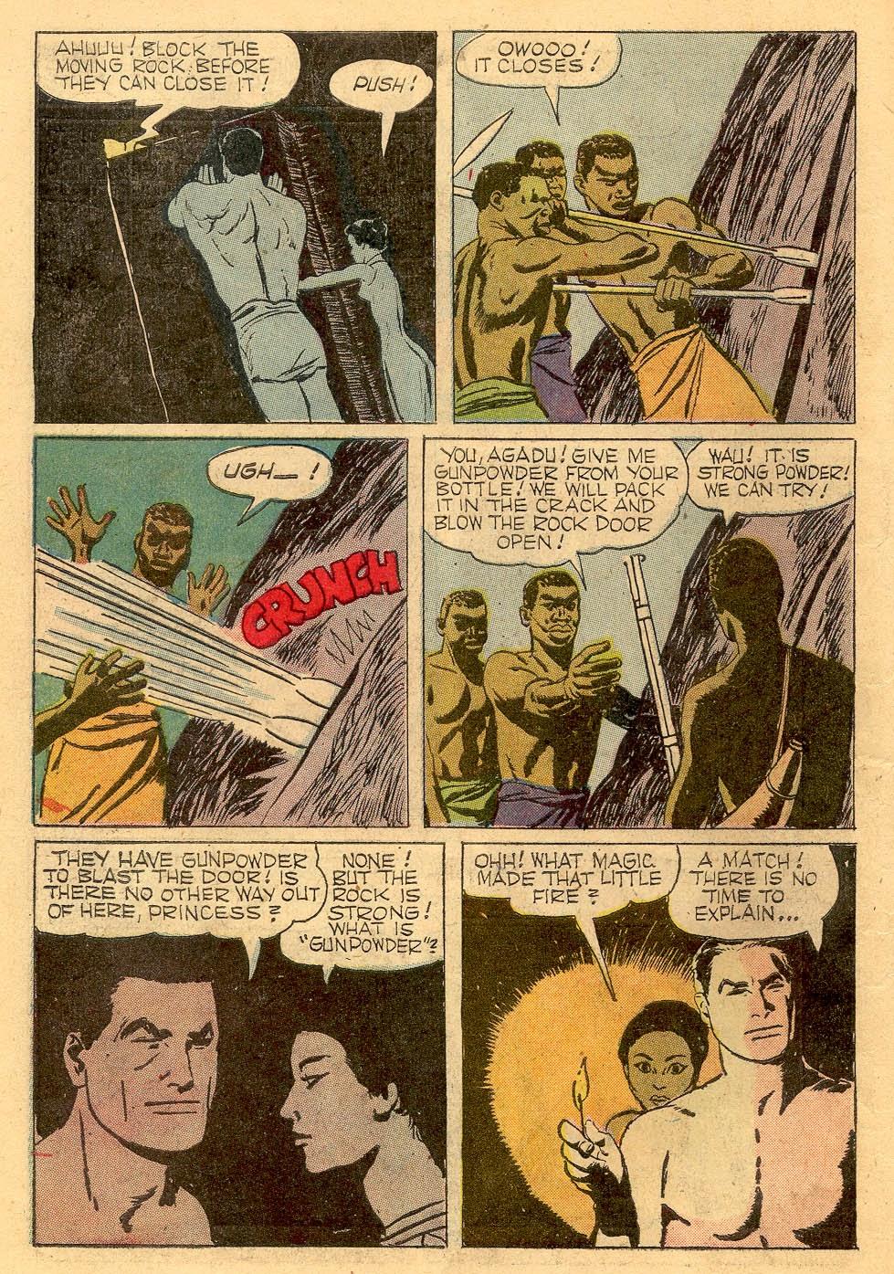 Tarzan (1948) issue 119 - Page 10