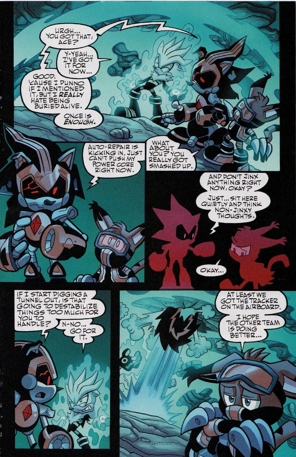 Read online Sonic Universe comic -  Issue #41 - 29