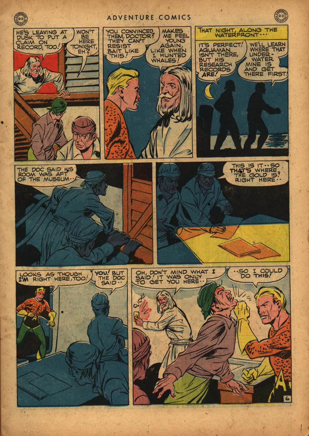 Read online Adventure Comics (1938) comic -  Issue #109 - 15