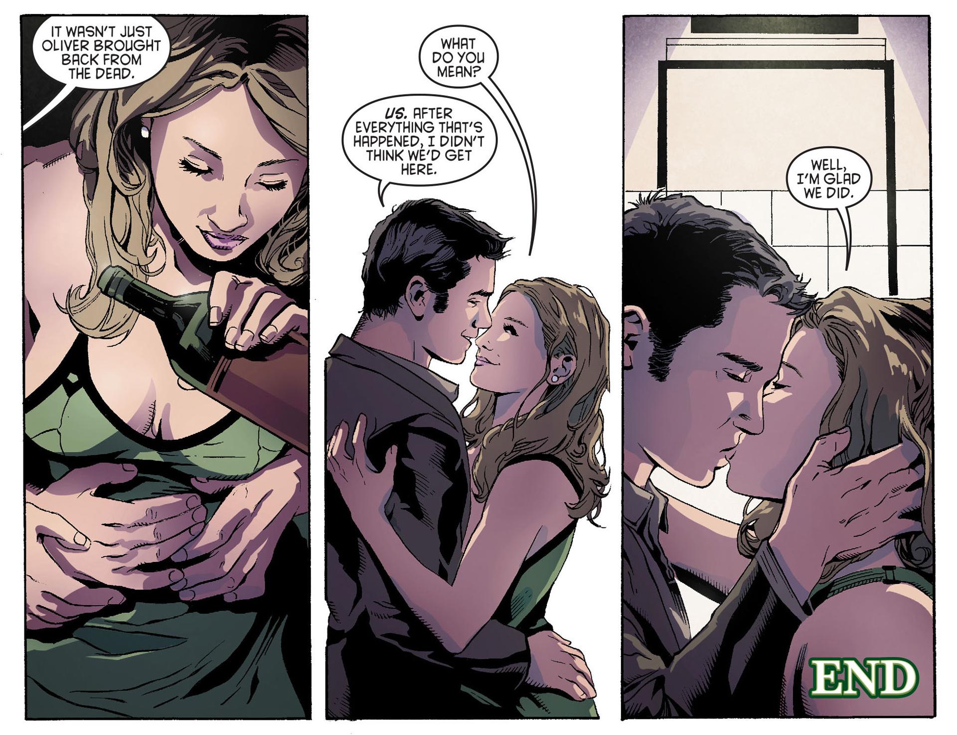 Read online Arrow [II] comic -  Issue #26 - 22