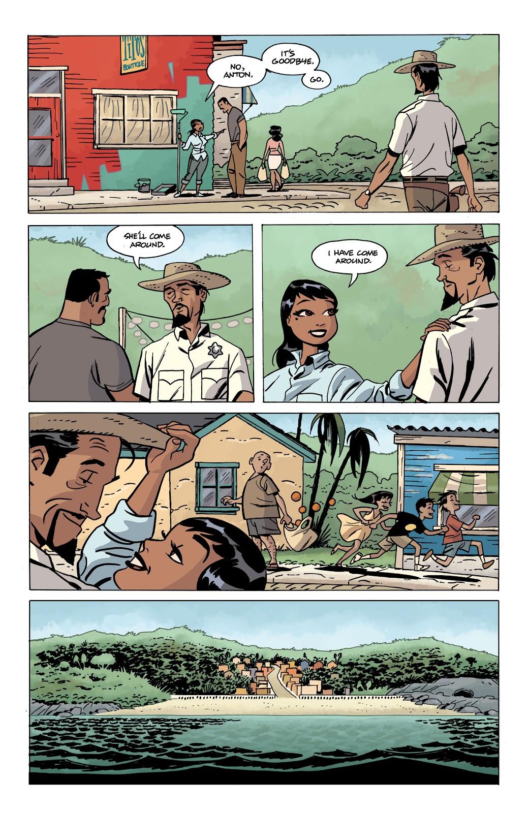 Read online The Twilight Children comic -  Issue #4 - 27